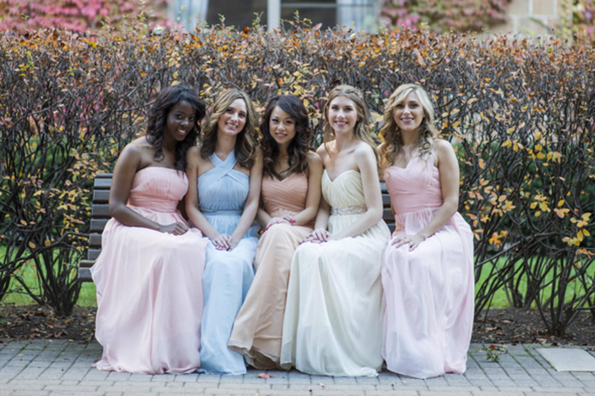 pastel dress party toronto