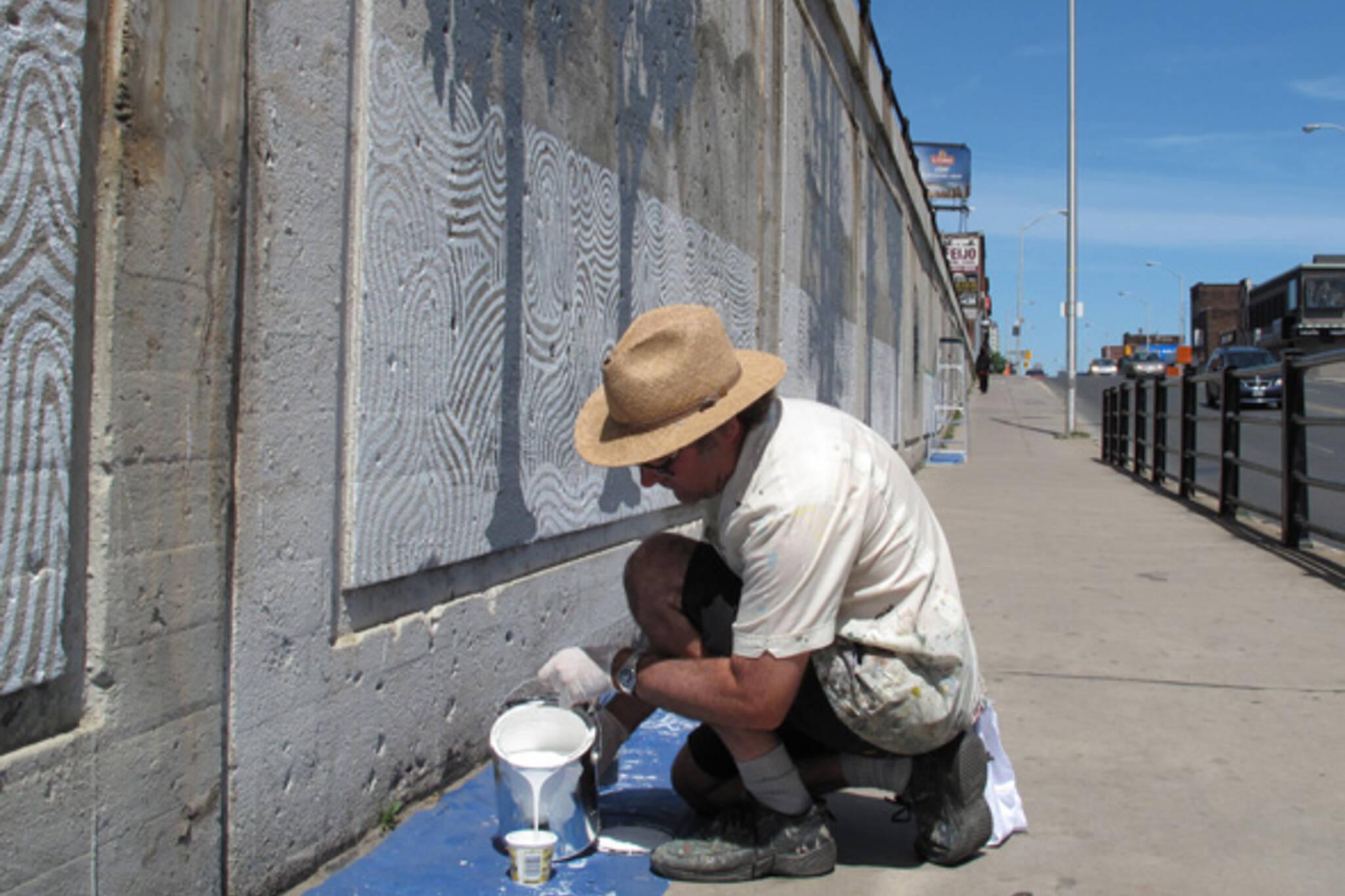 Bloor Lansdowne Mural