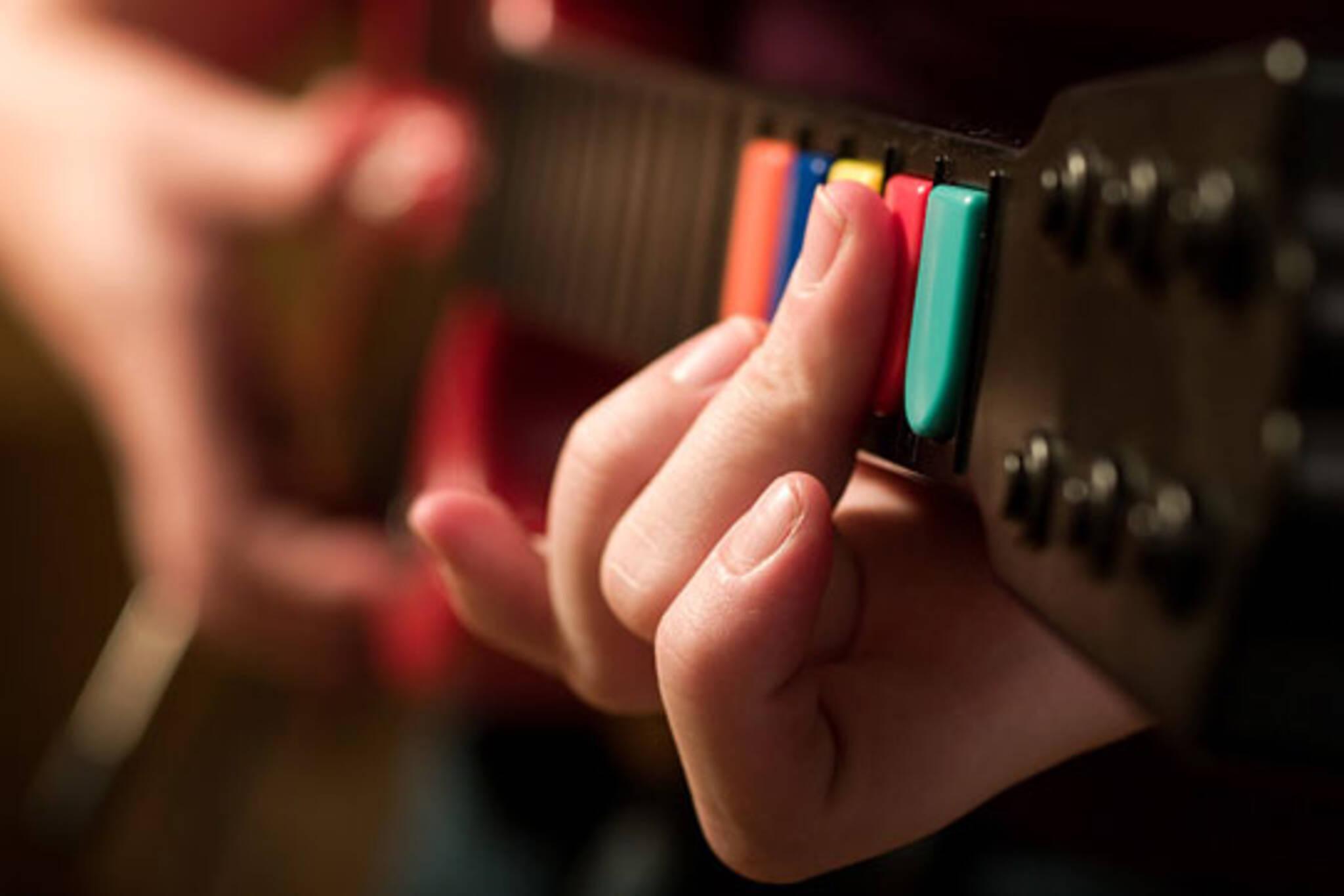 Guitar Hero Toronto