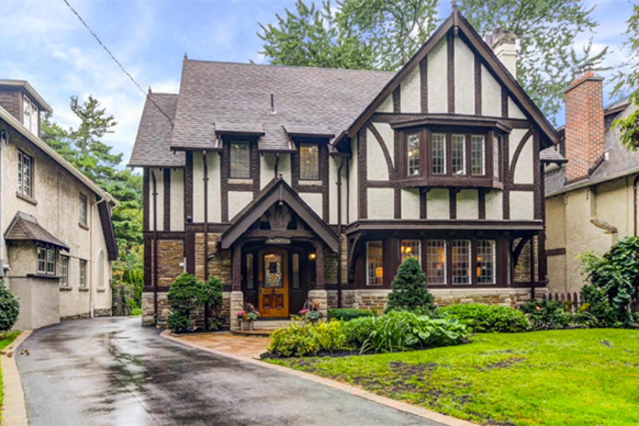 3 million dollar house toronto