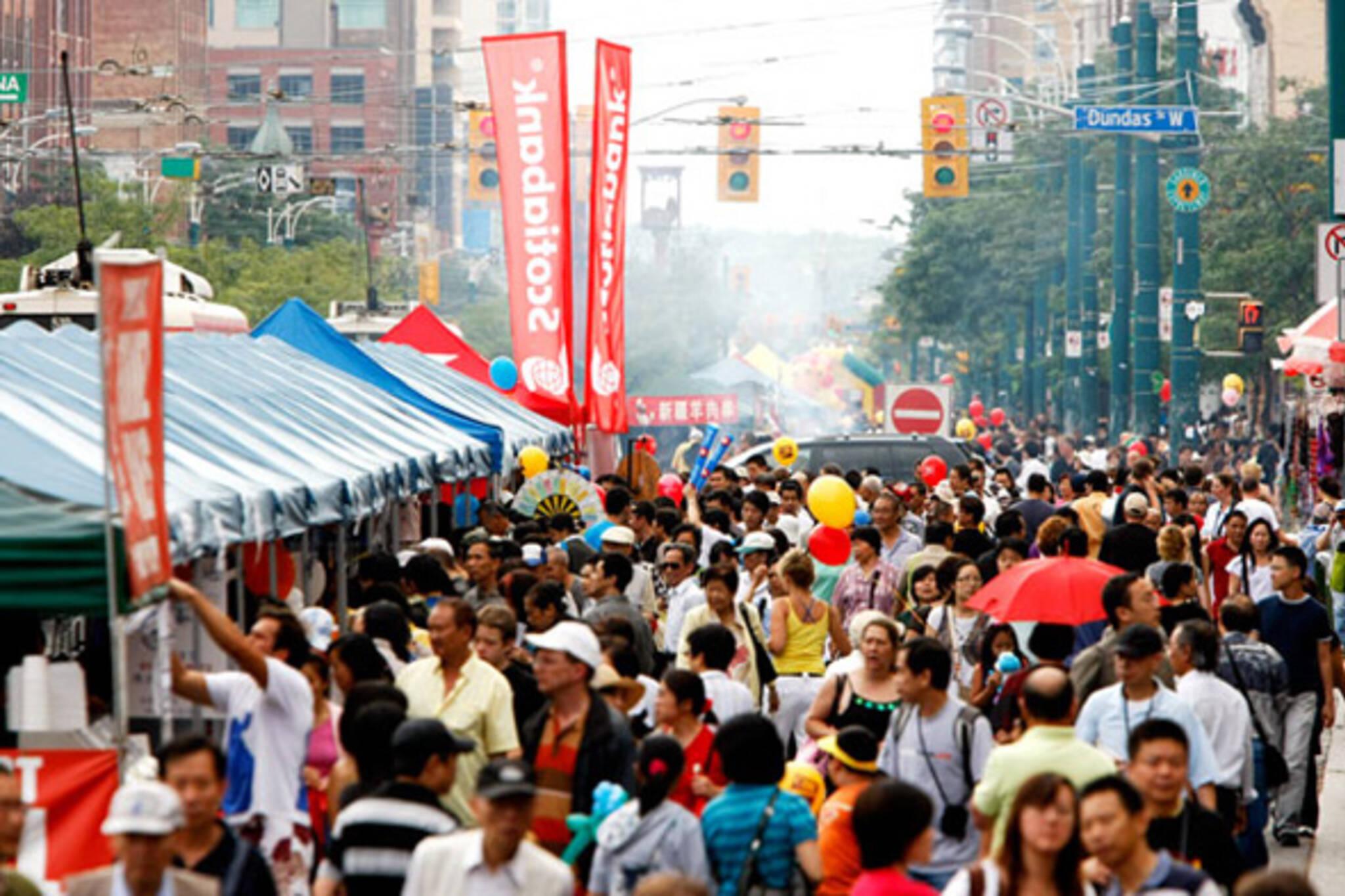 Toronto events night market