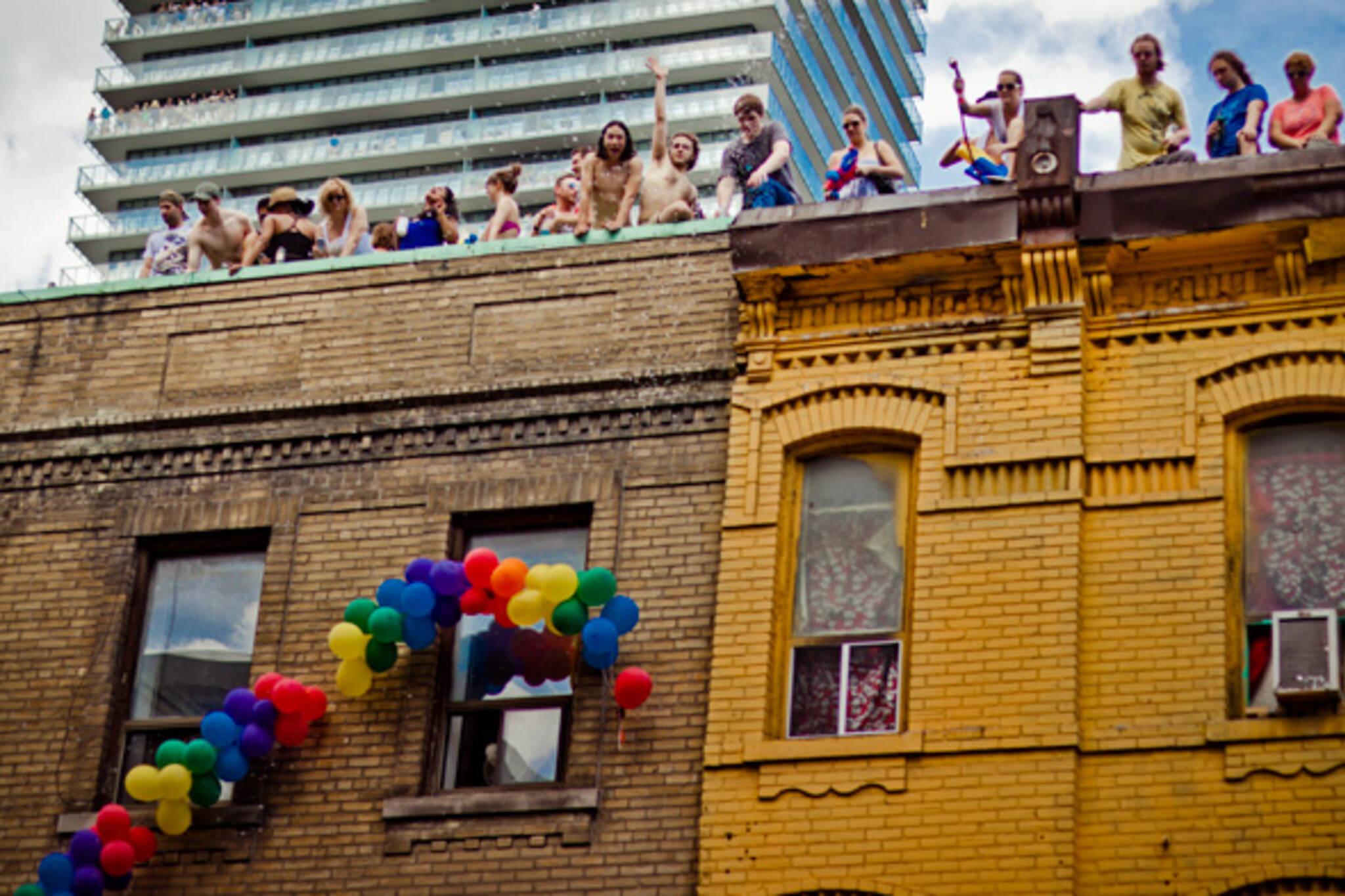 Pride funding safe 2012