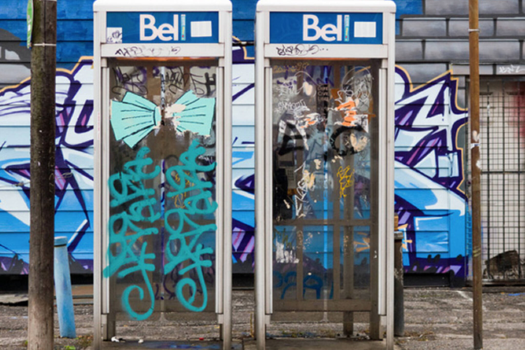 Bell Phone booth