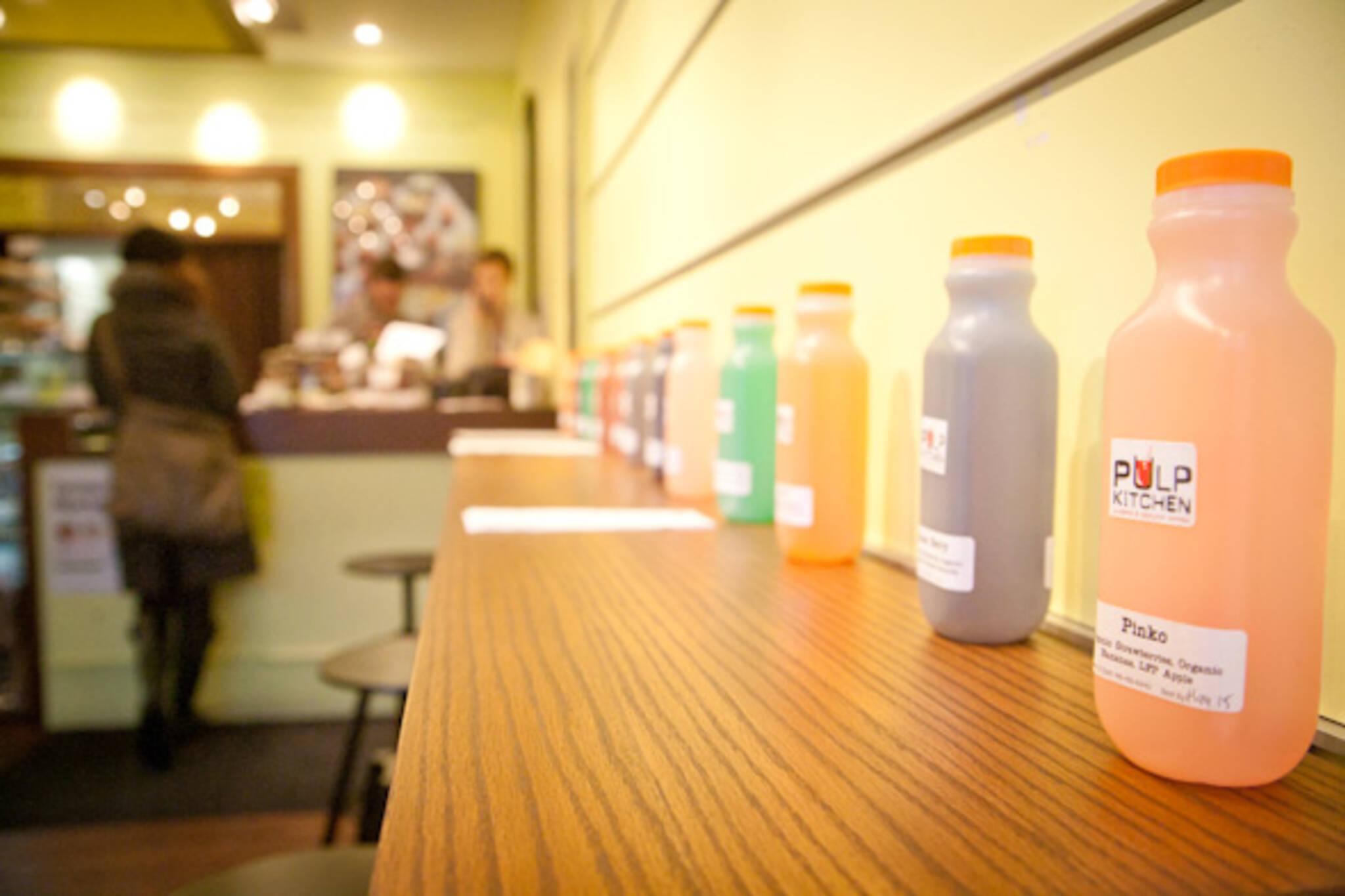 Juice BAr Leslieville