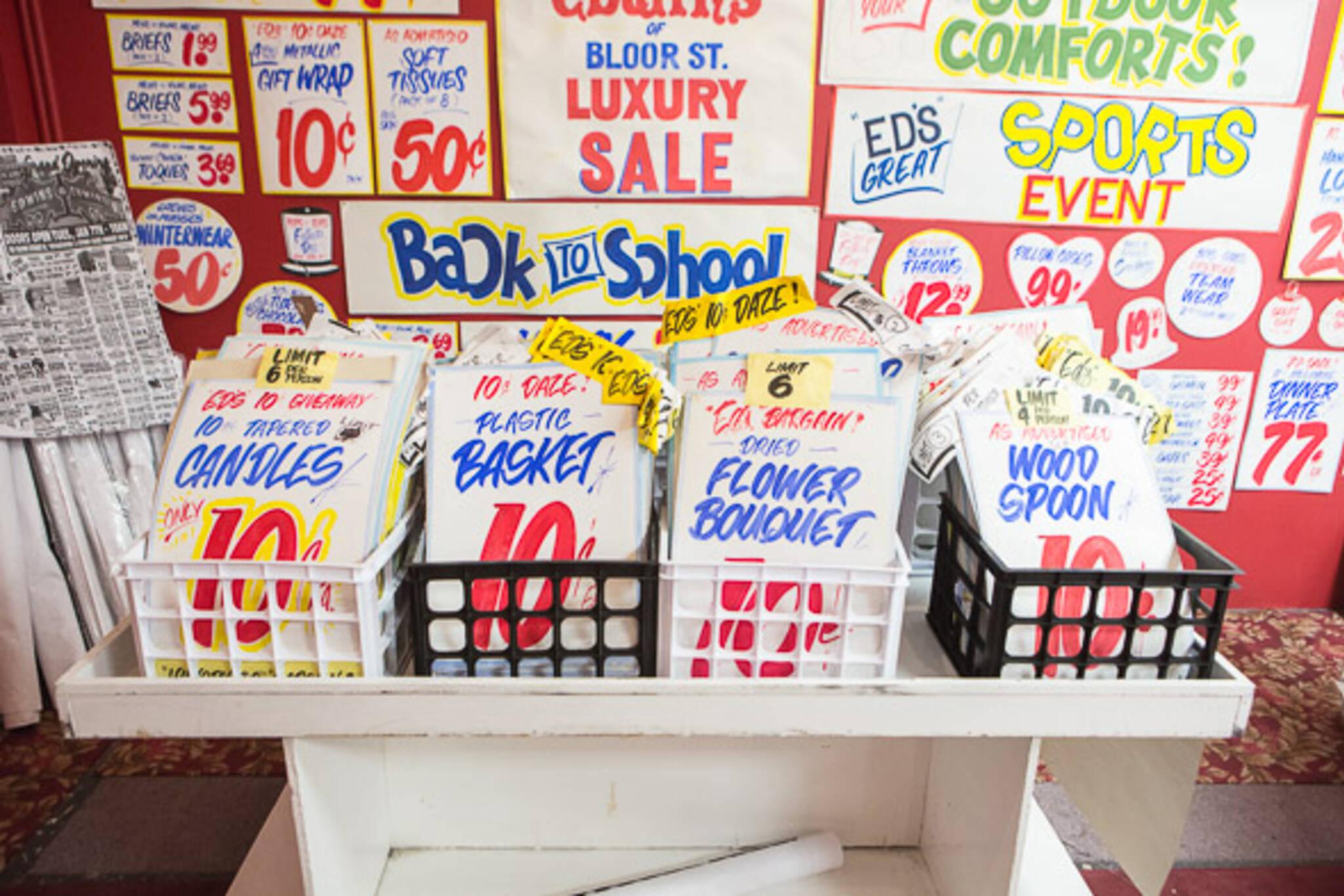 honest eds sign sale