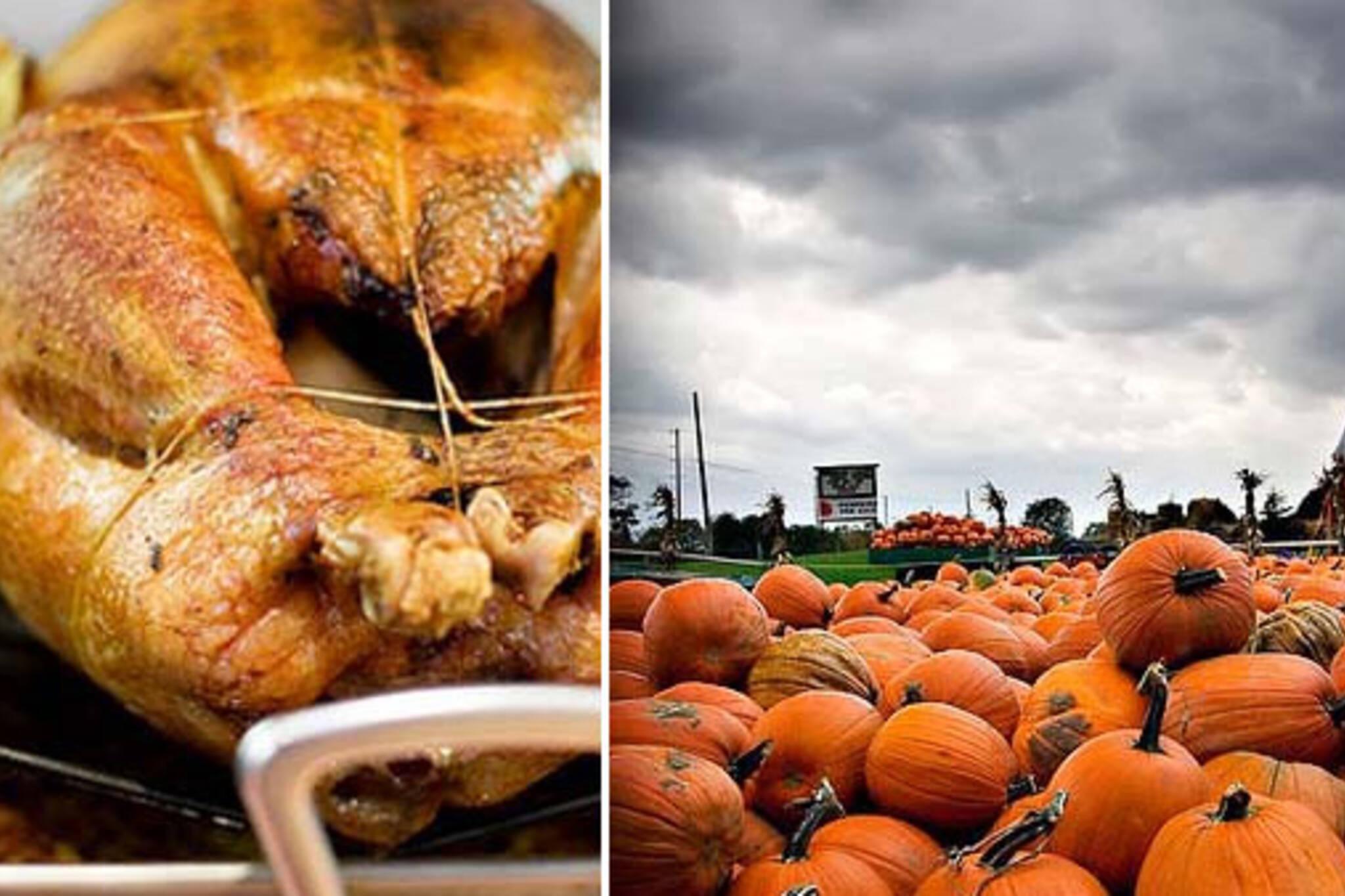 Thanksgiving Toronto