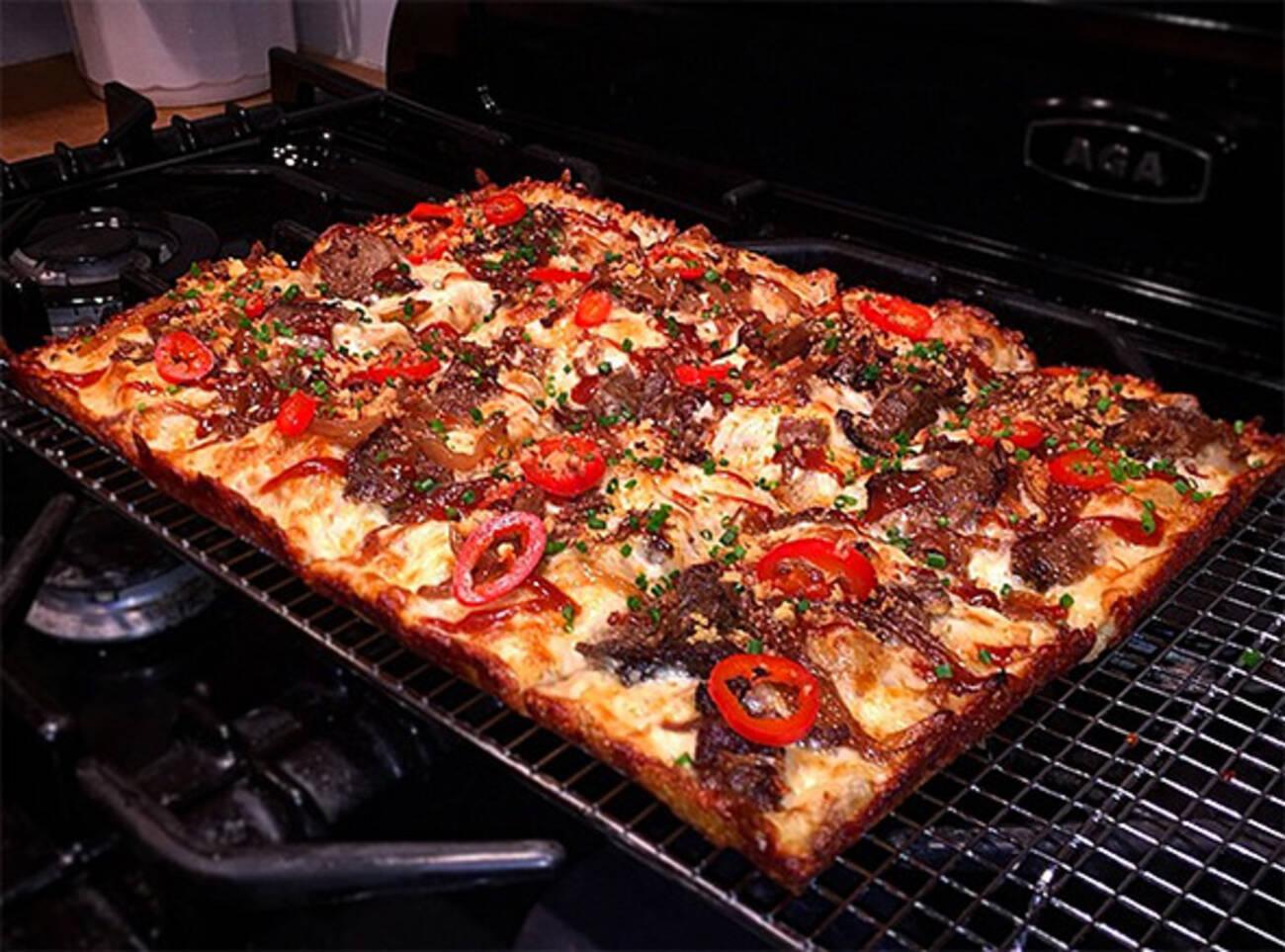 Good Pizza Places Near Me: Detroit Style Pizzeria To Open In Toronto