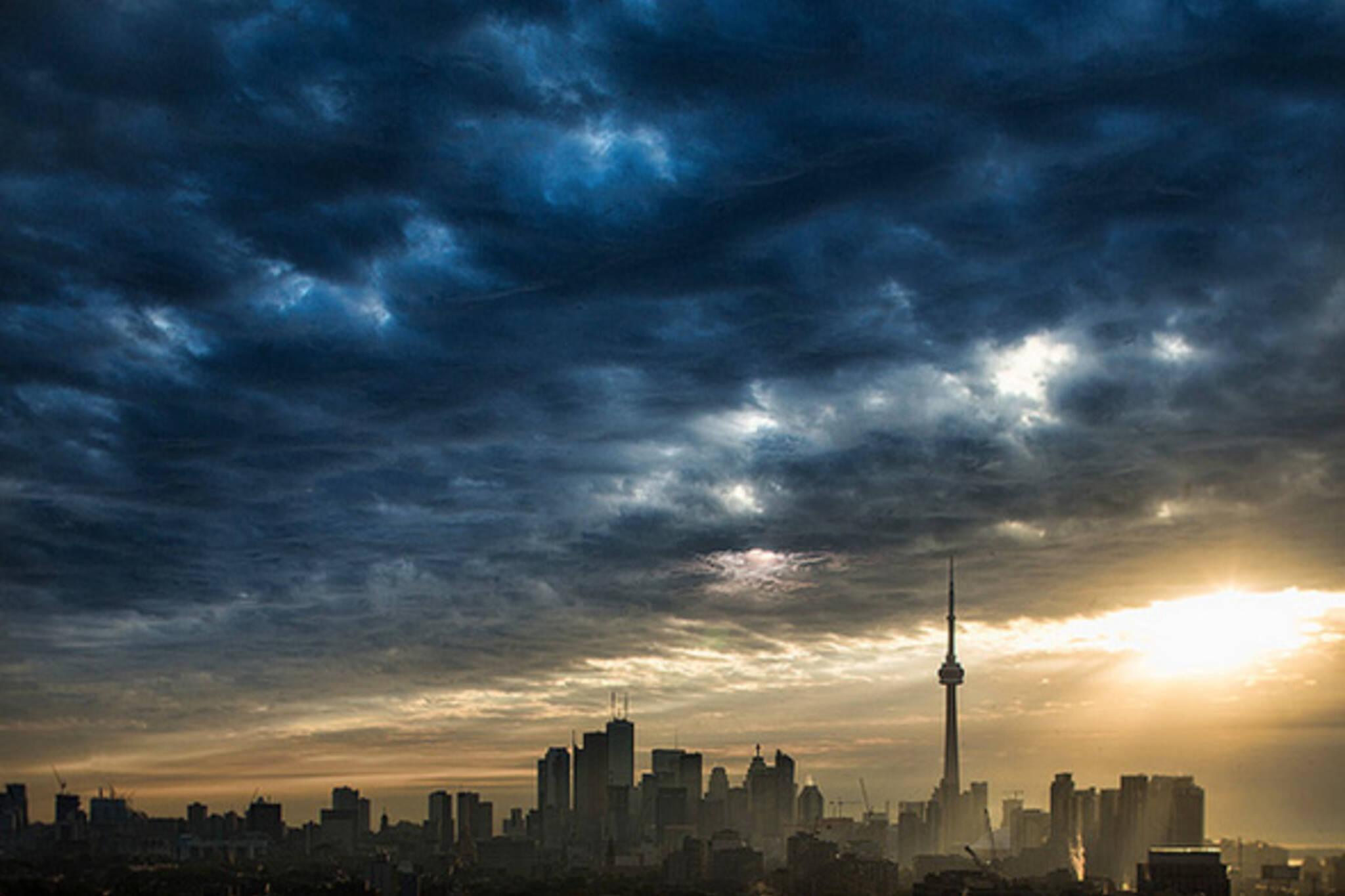 Toronto Fall