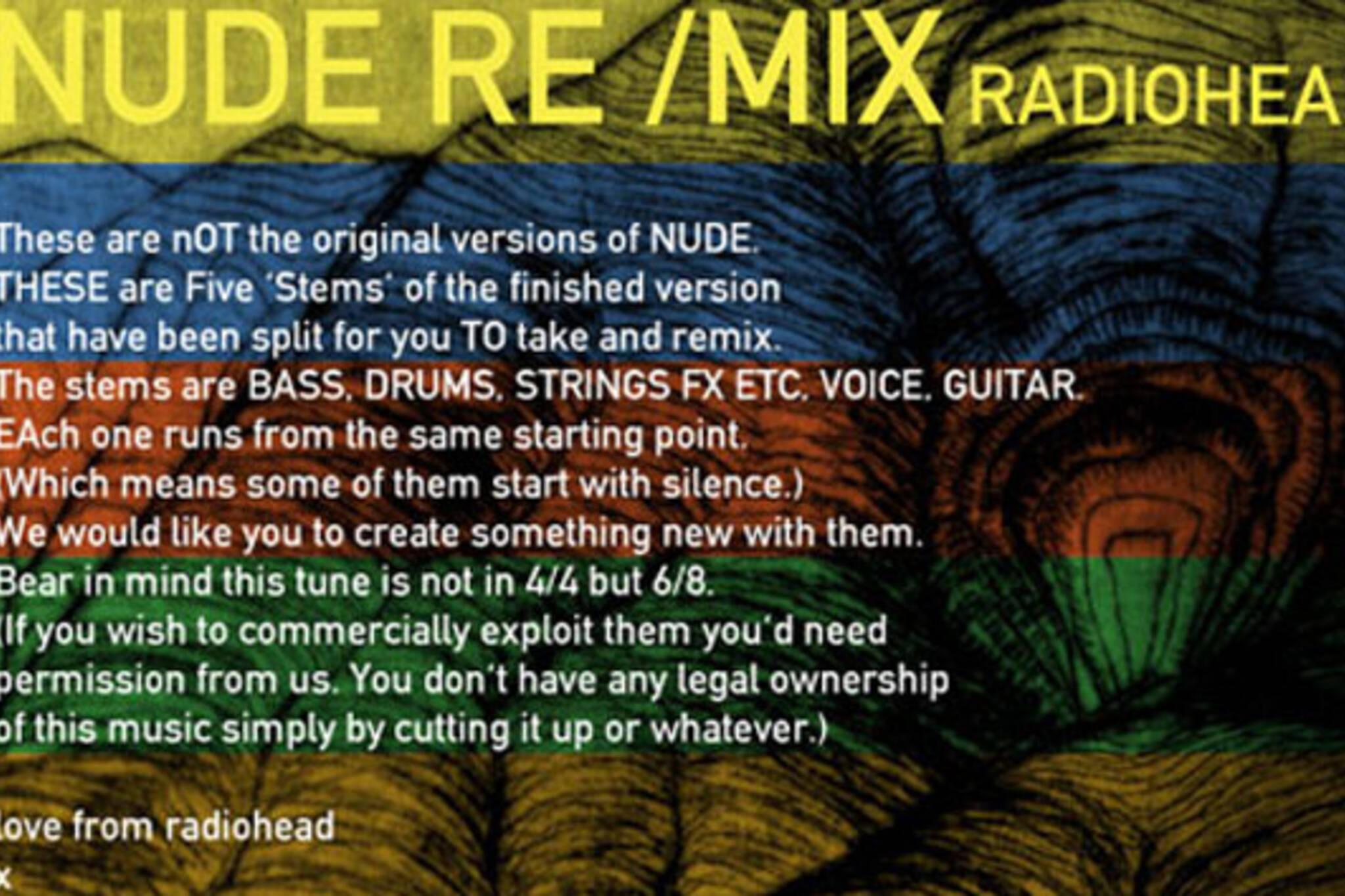 Some of Toronto's Finest Remix Radiohead
