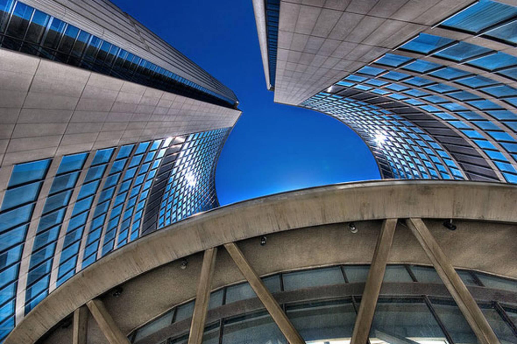 top buildings toronto