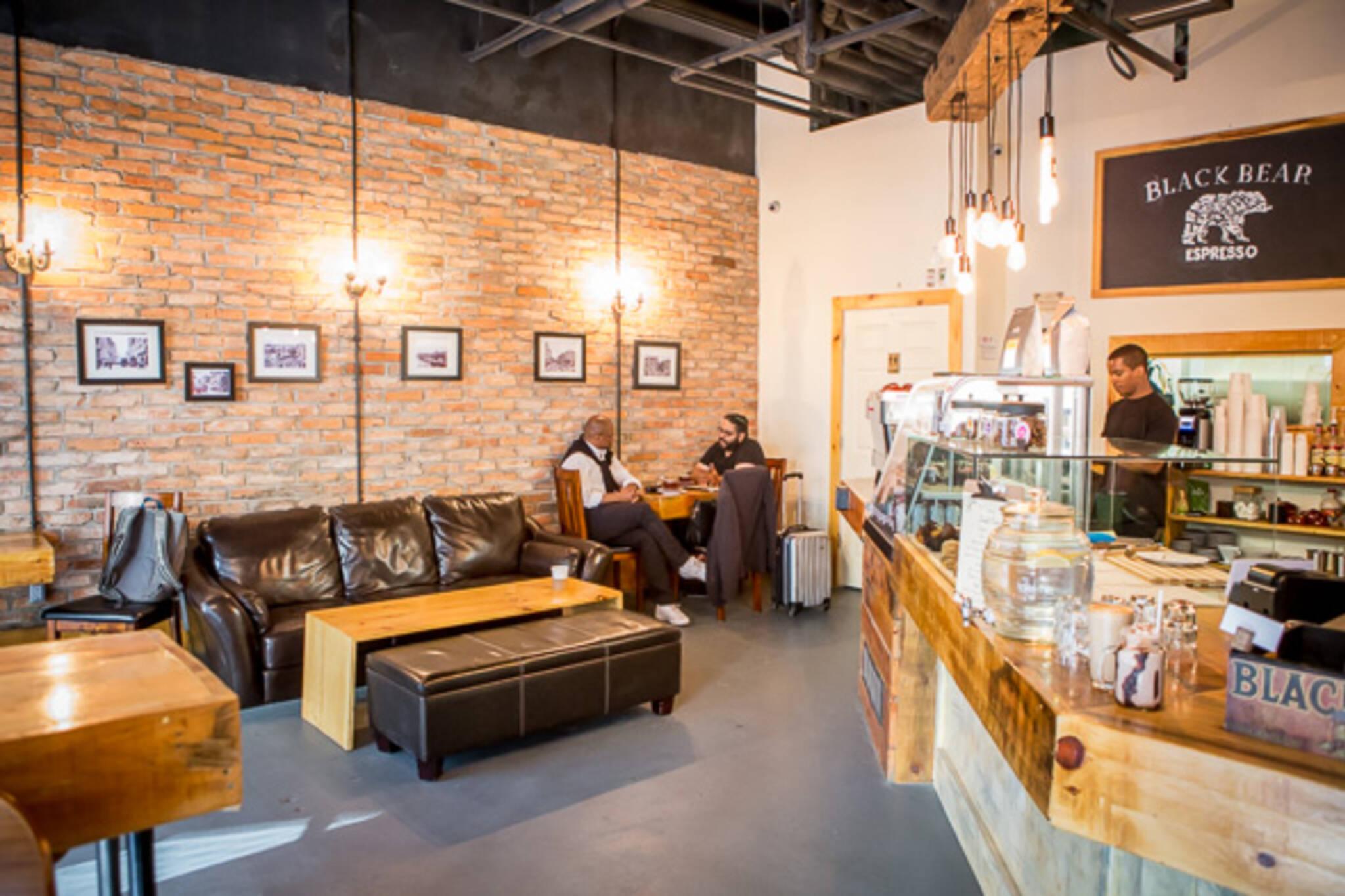 Black Bear Espresso Toronto