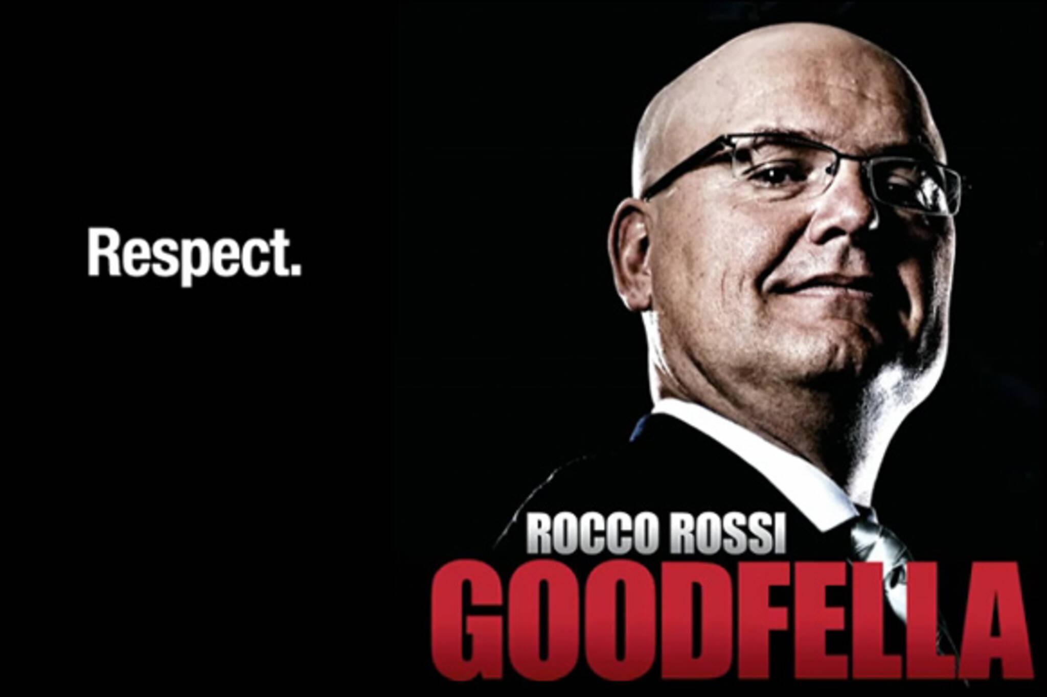 Rocco Rossi Ad