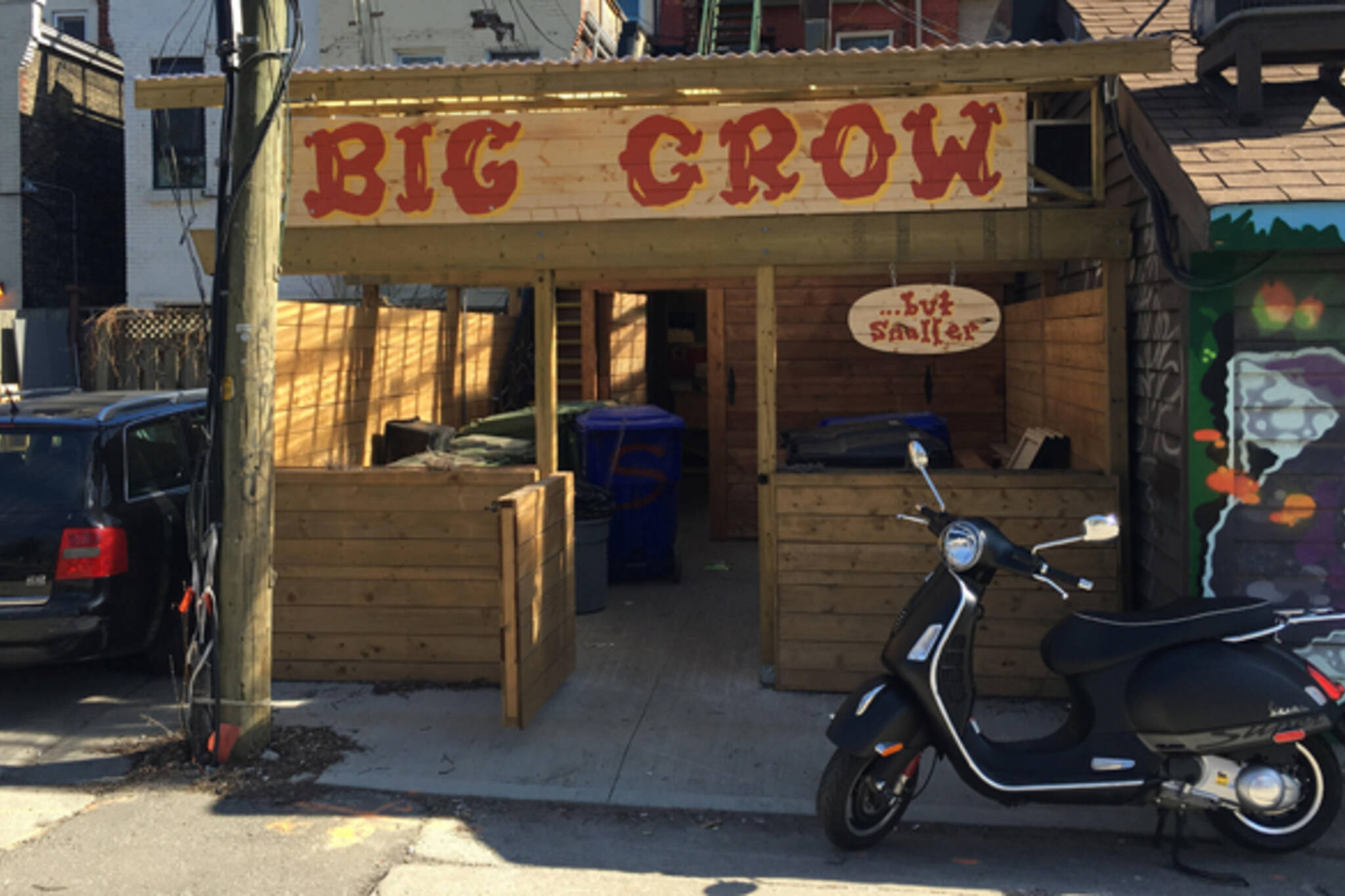 Big Crow Toronto
