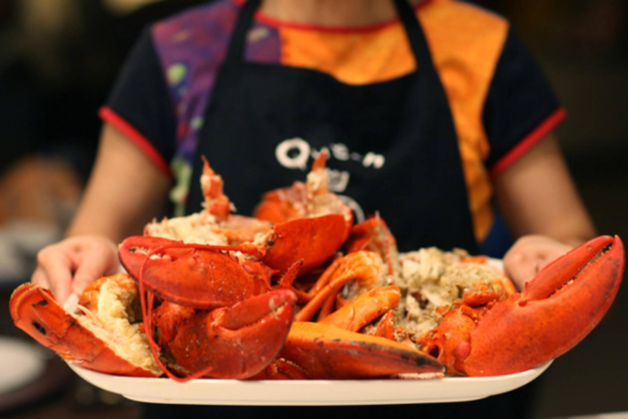 Lobster Toronto