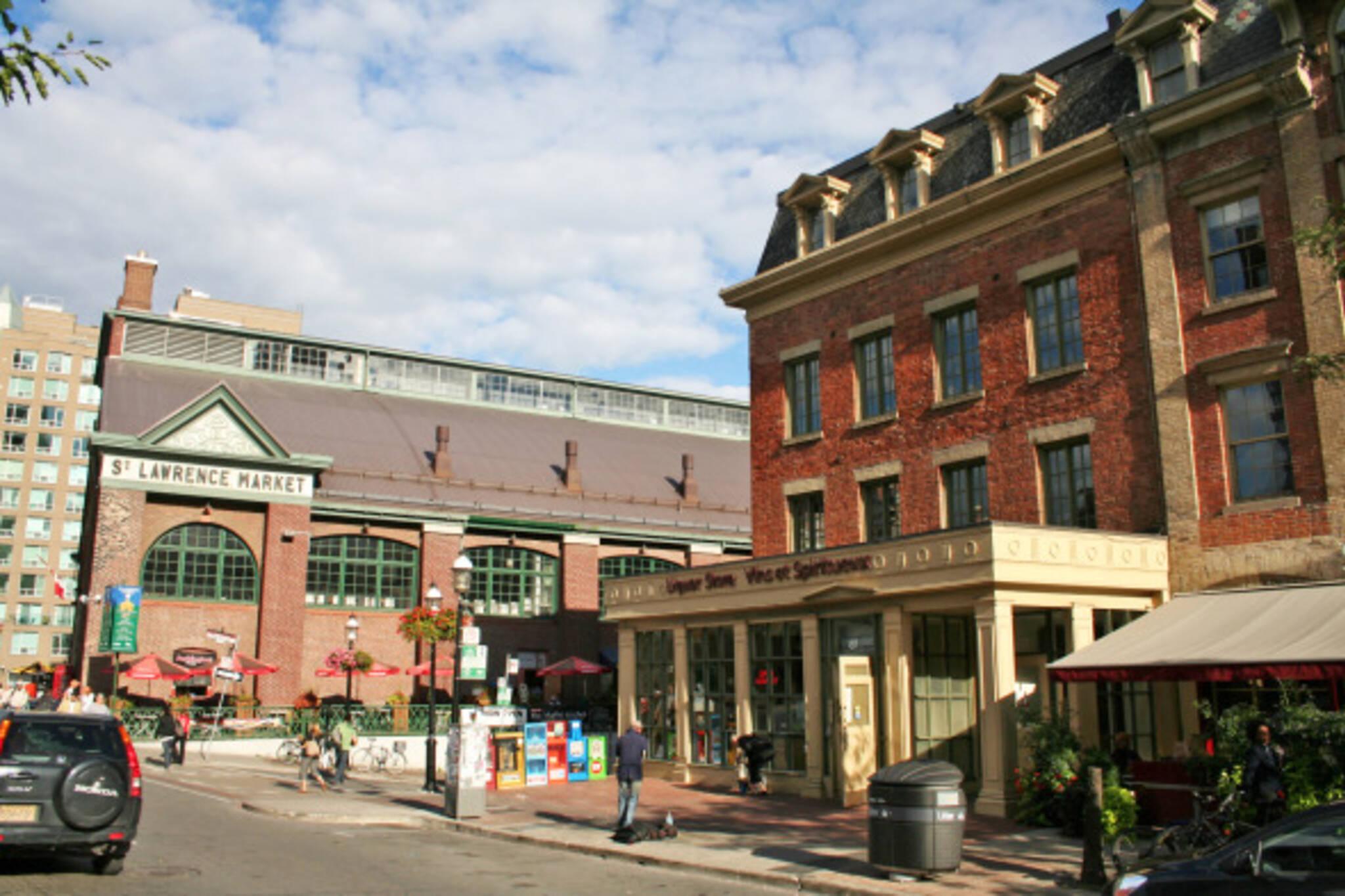 Market Street redevelopment