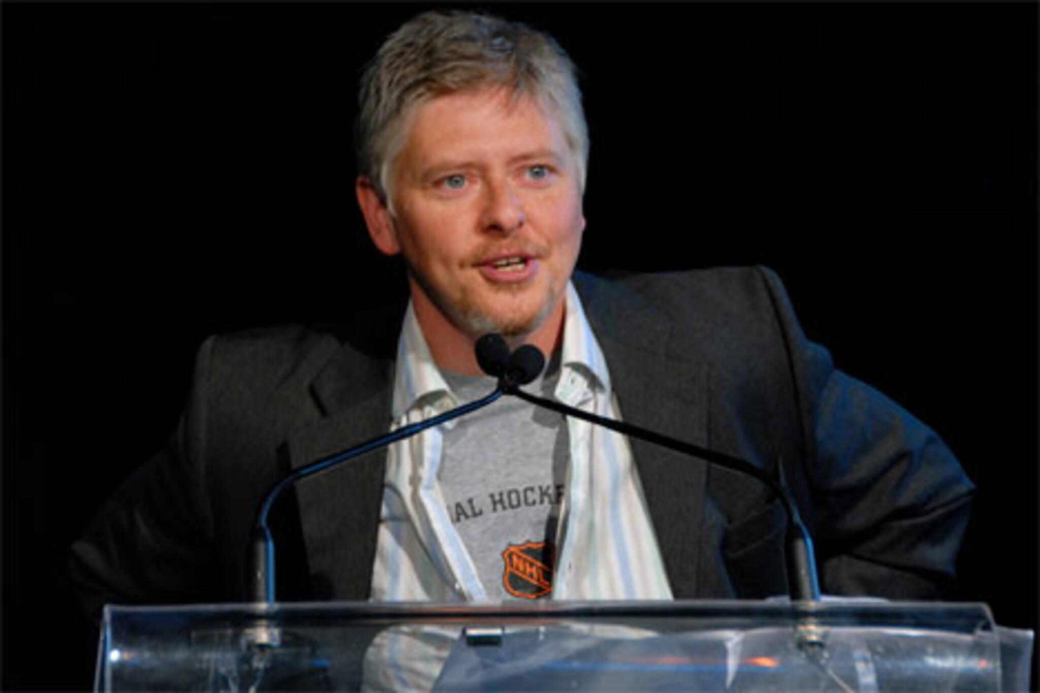 Dave Foley @ NXNE 2007 Press Conference, taken by fotograf.416