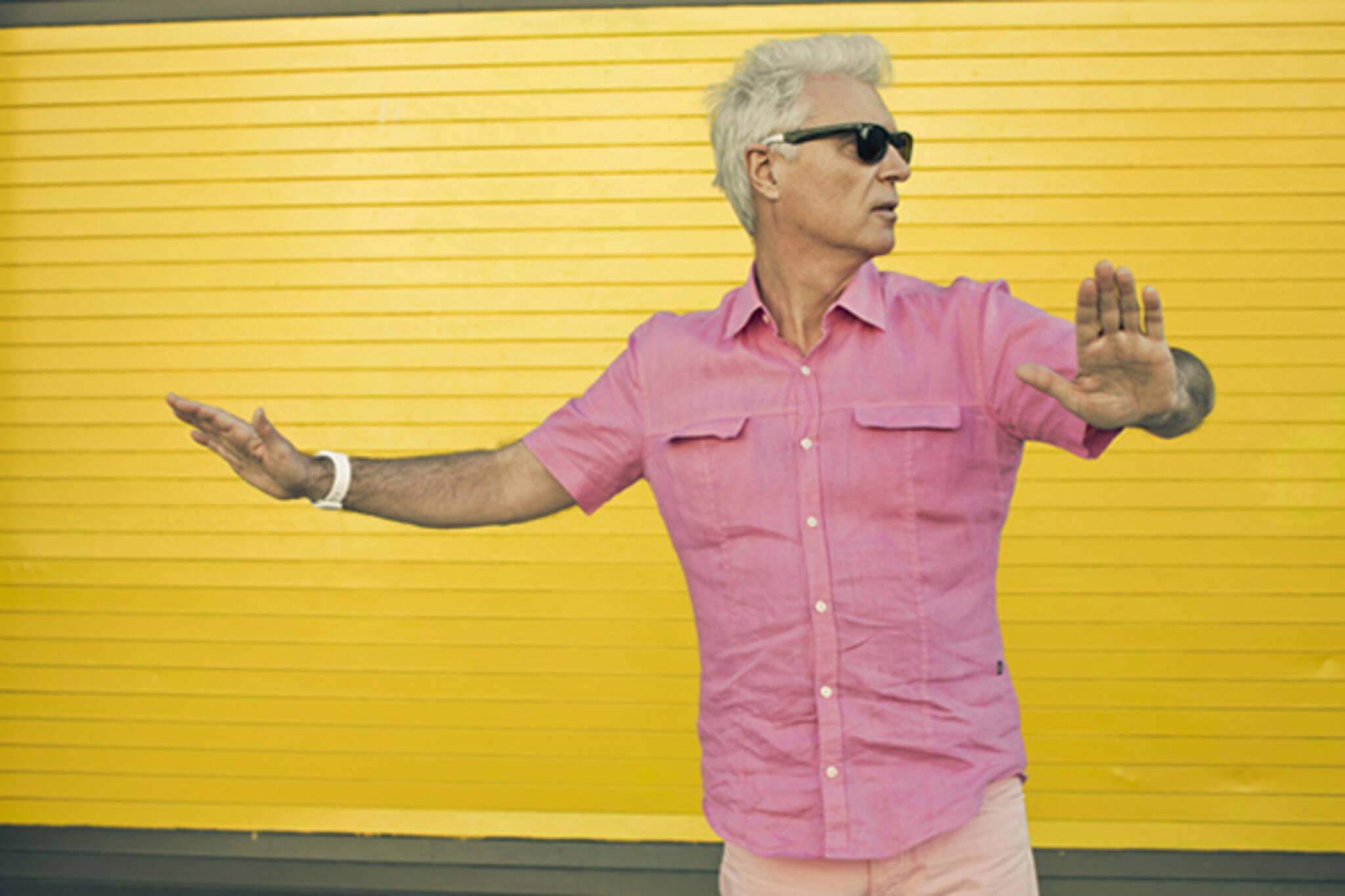 David Byrne Toronto