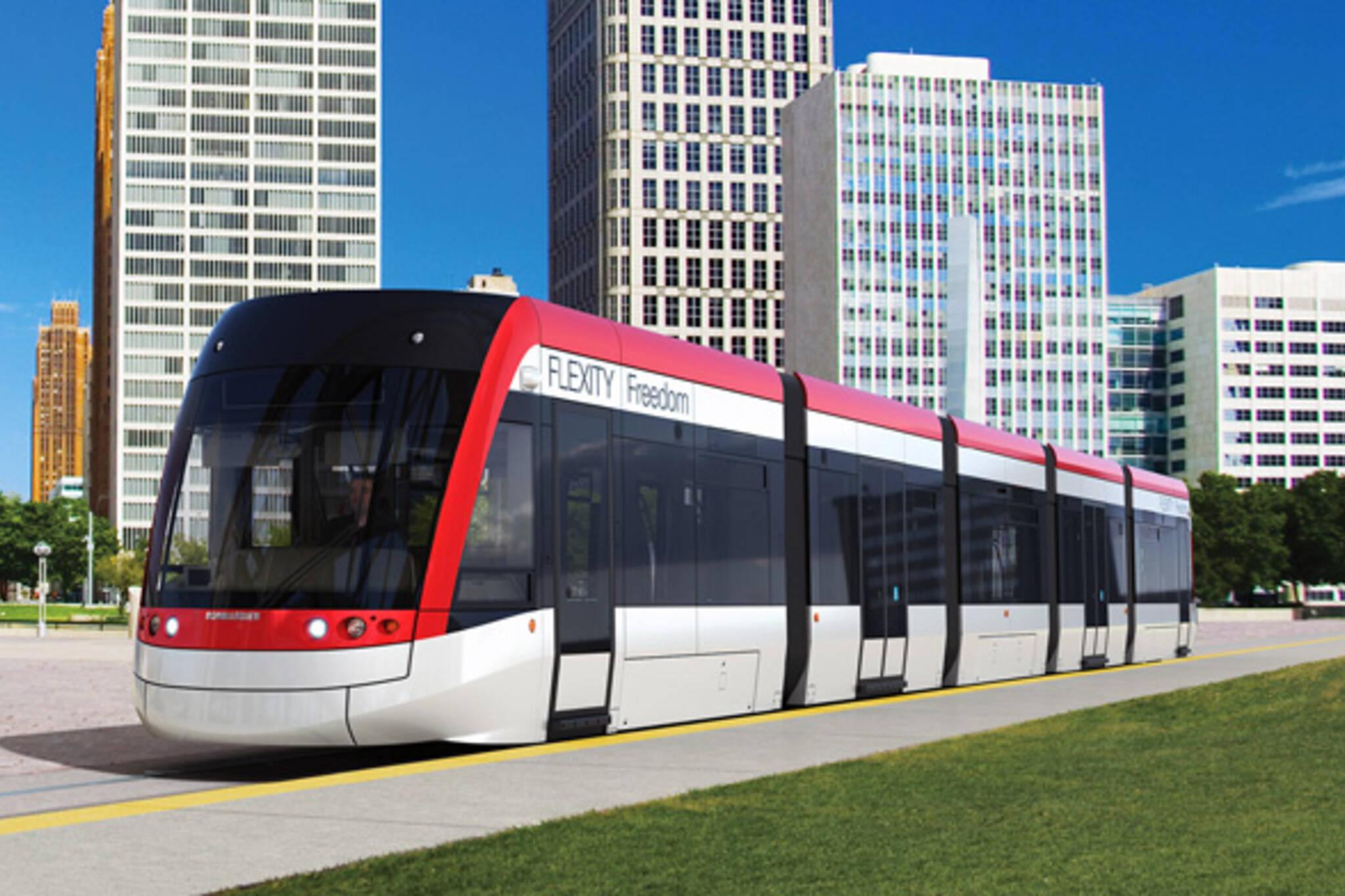Sheppard LRT Toronto