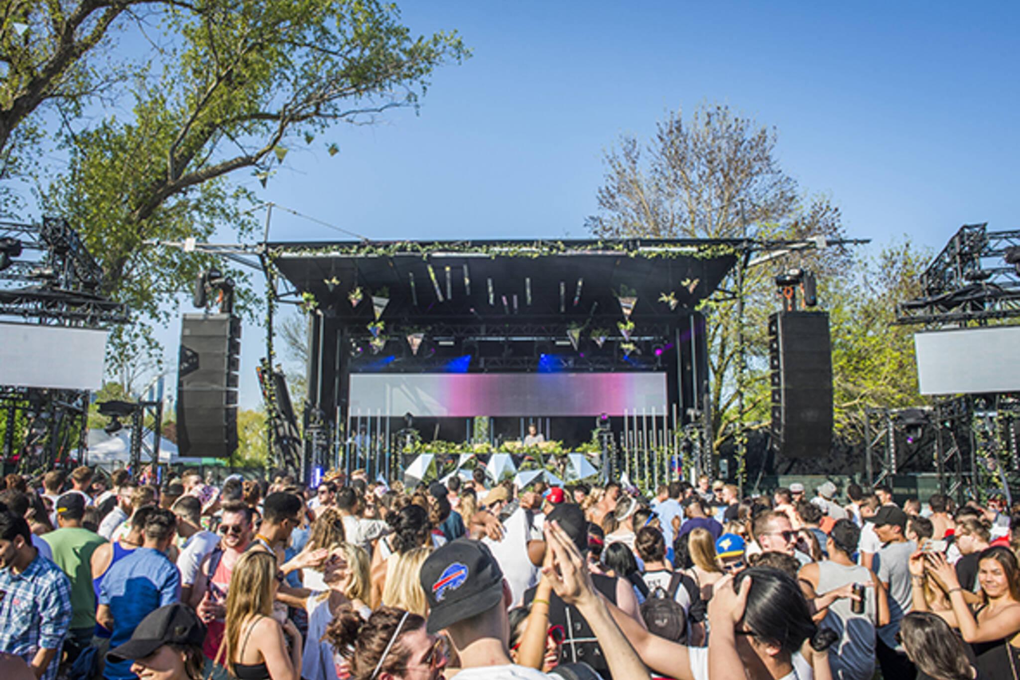 music festivals toronto