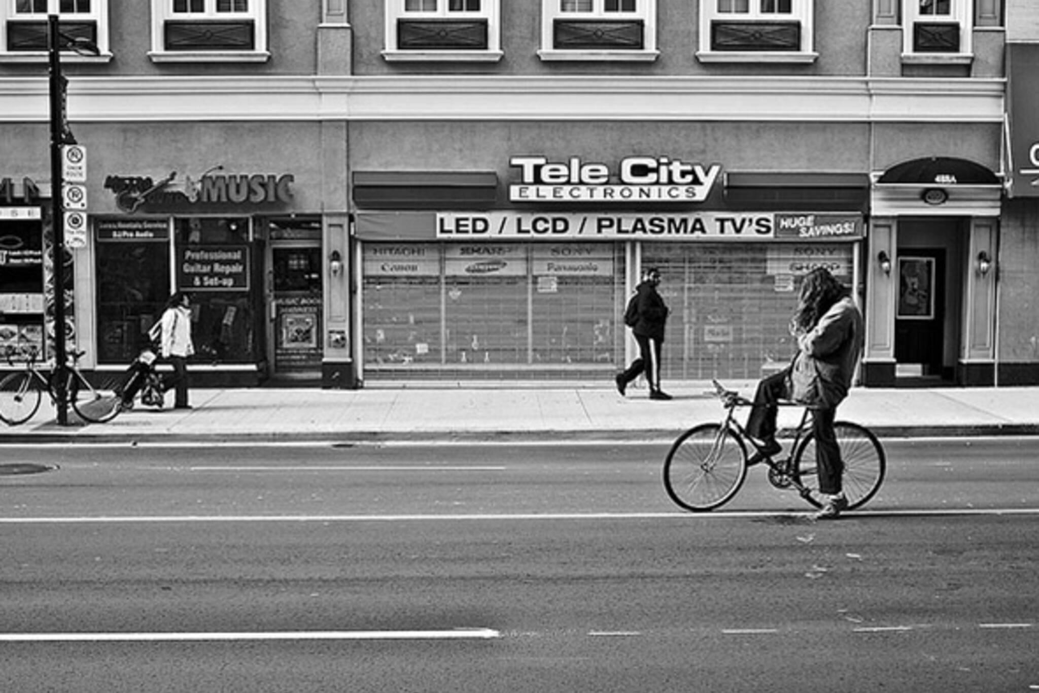 bike, break, street