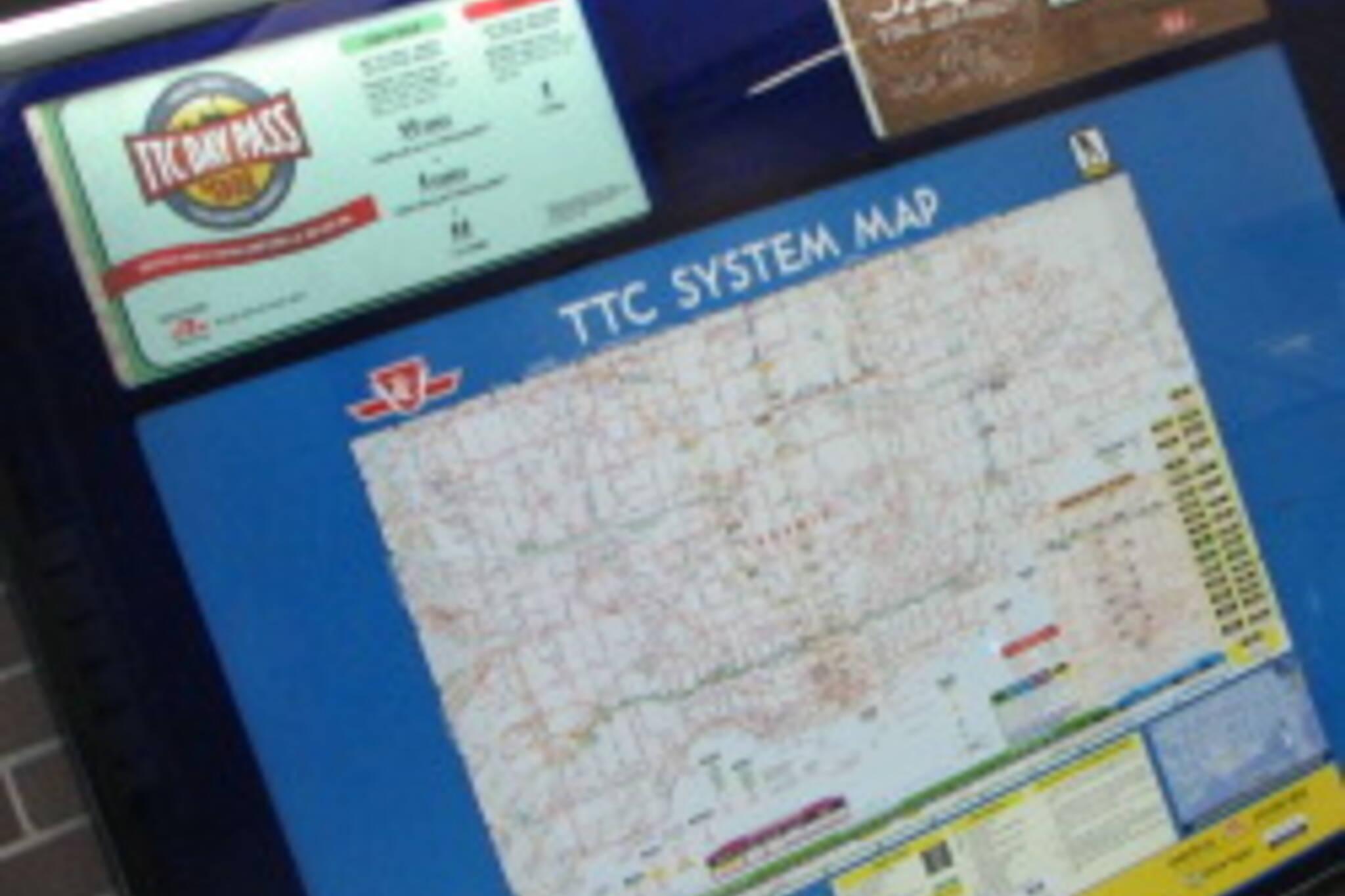TTC Route Planner