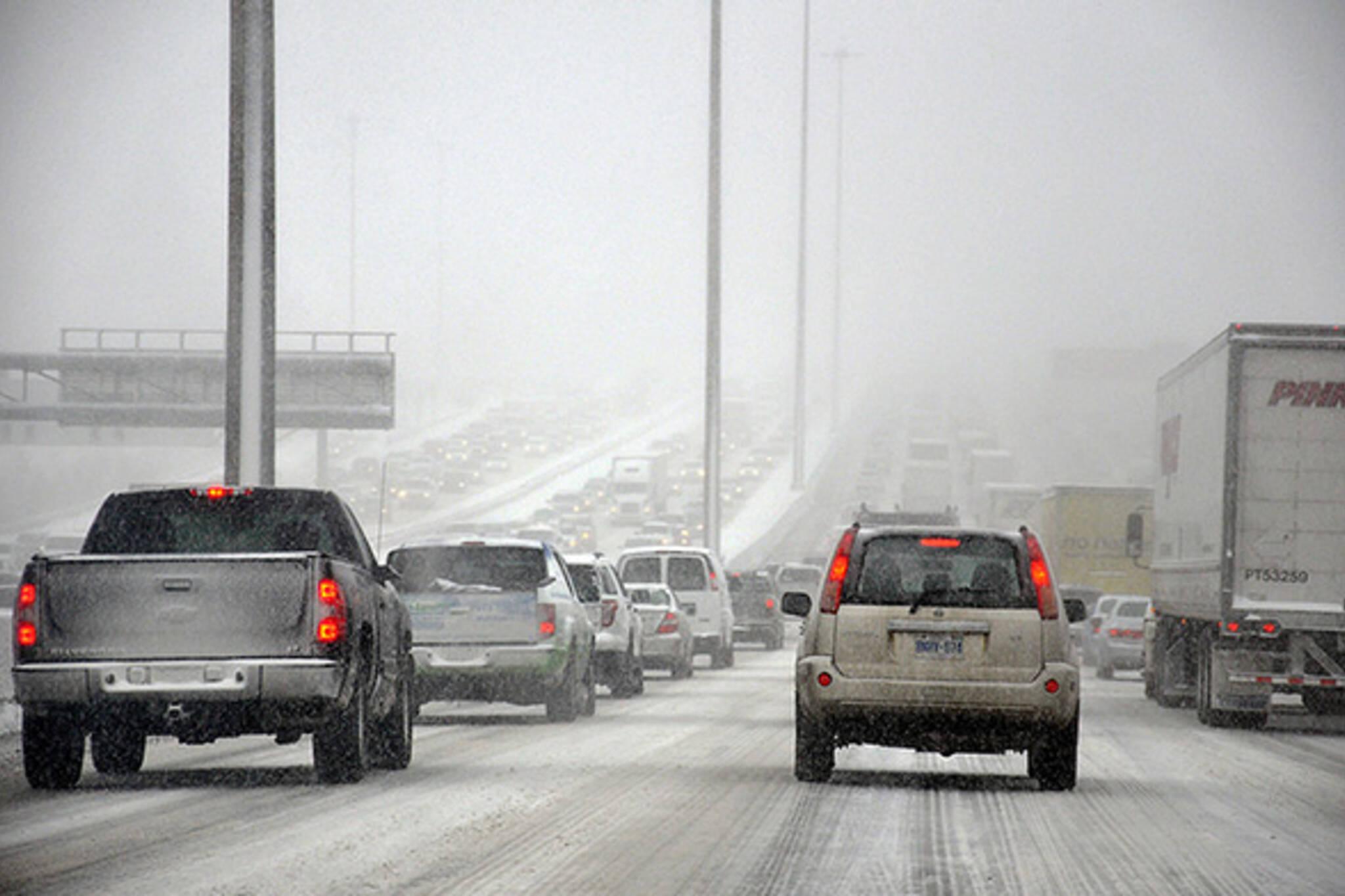 Gridlock Toronto