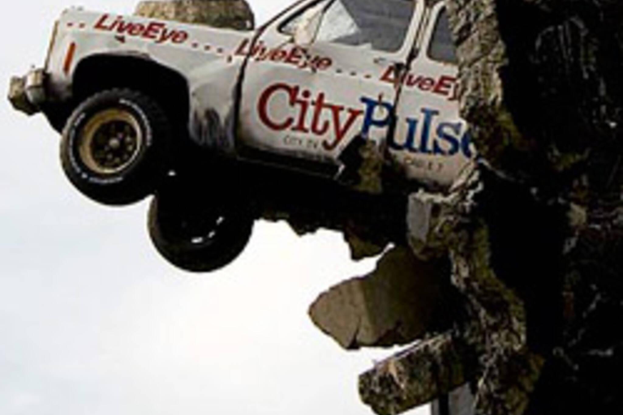 CityTV Live Eye Truck