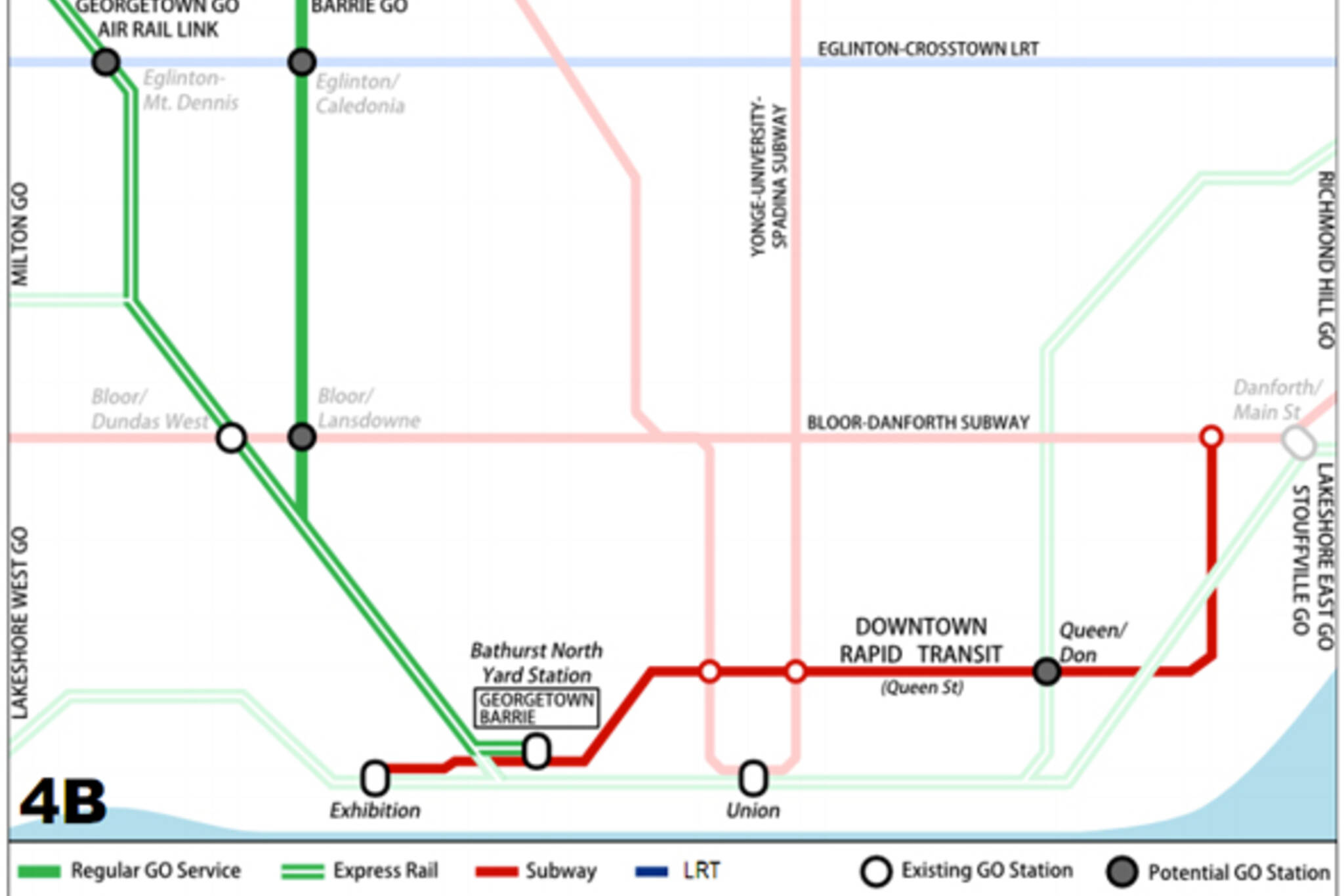 Metrolinx Downtown Relief Line