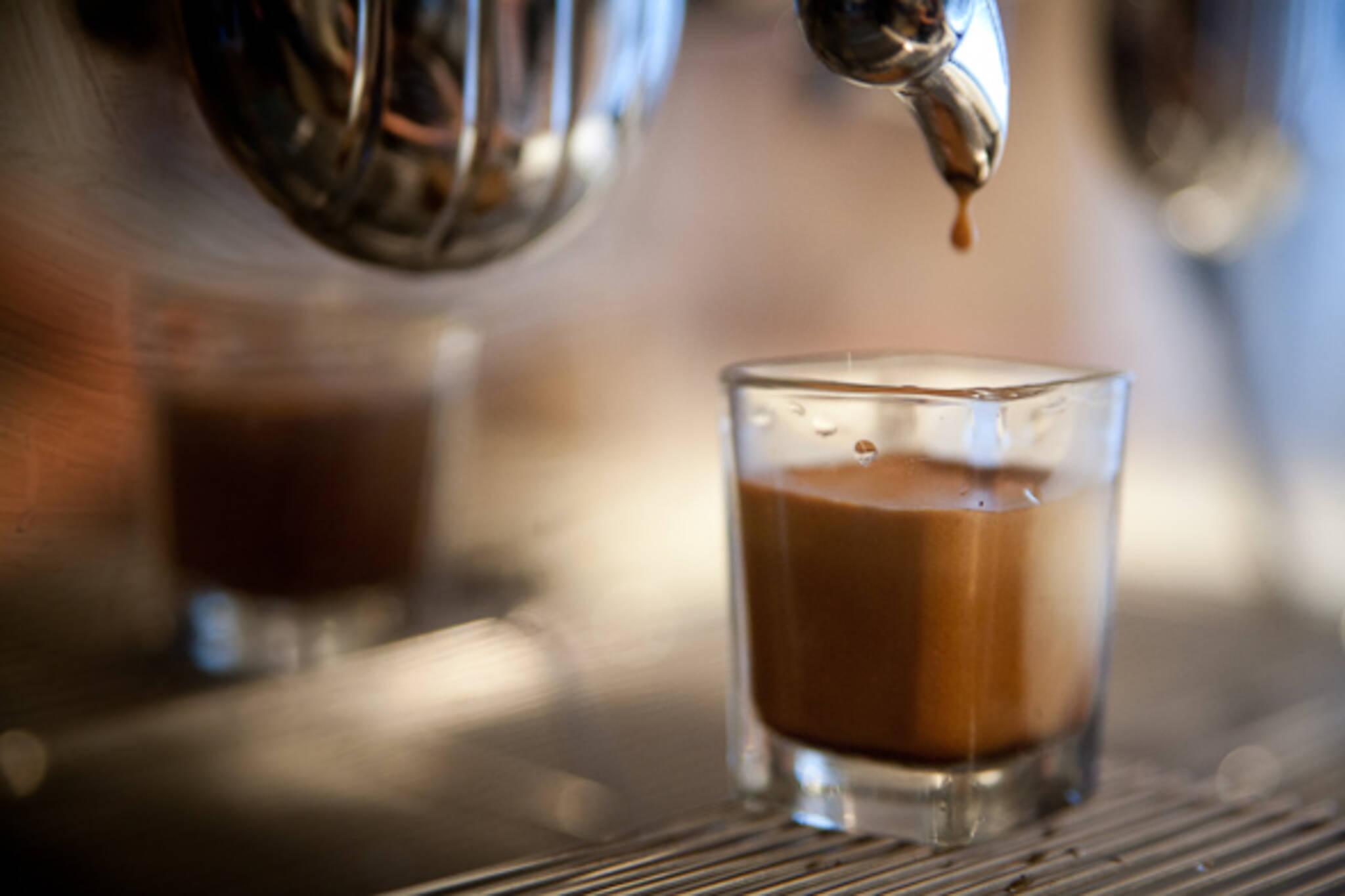 Espresso Bar Ryerson Toronto