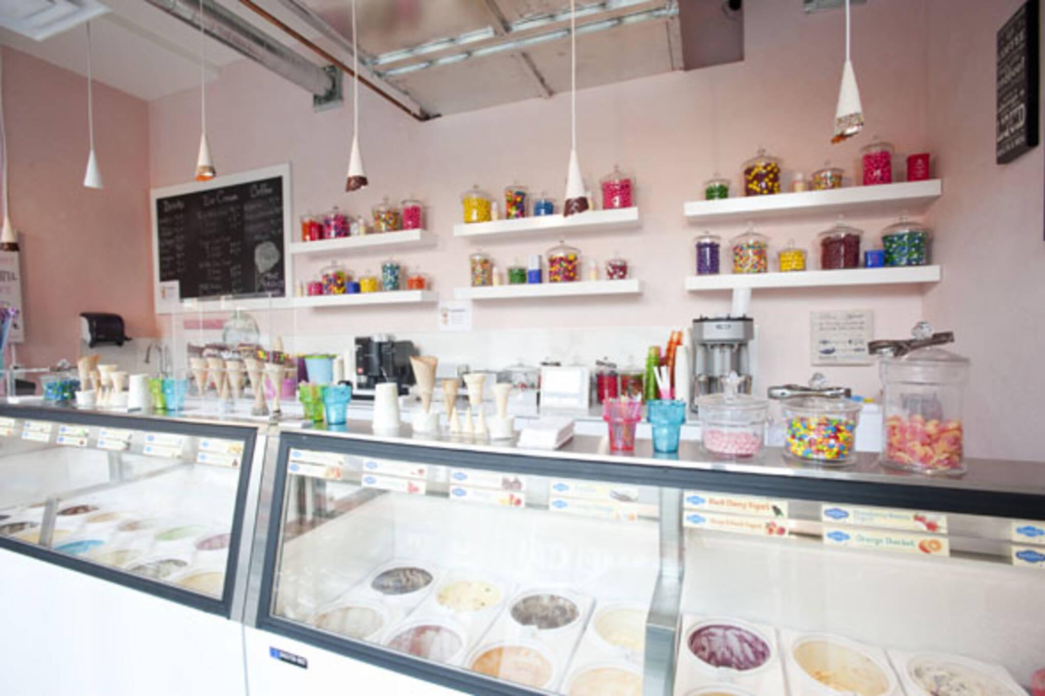 Liberty Village Ice Cream Shop