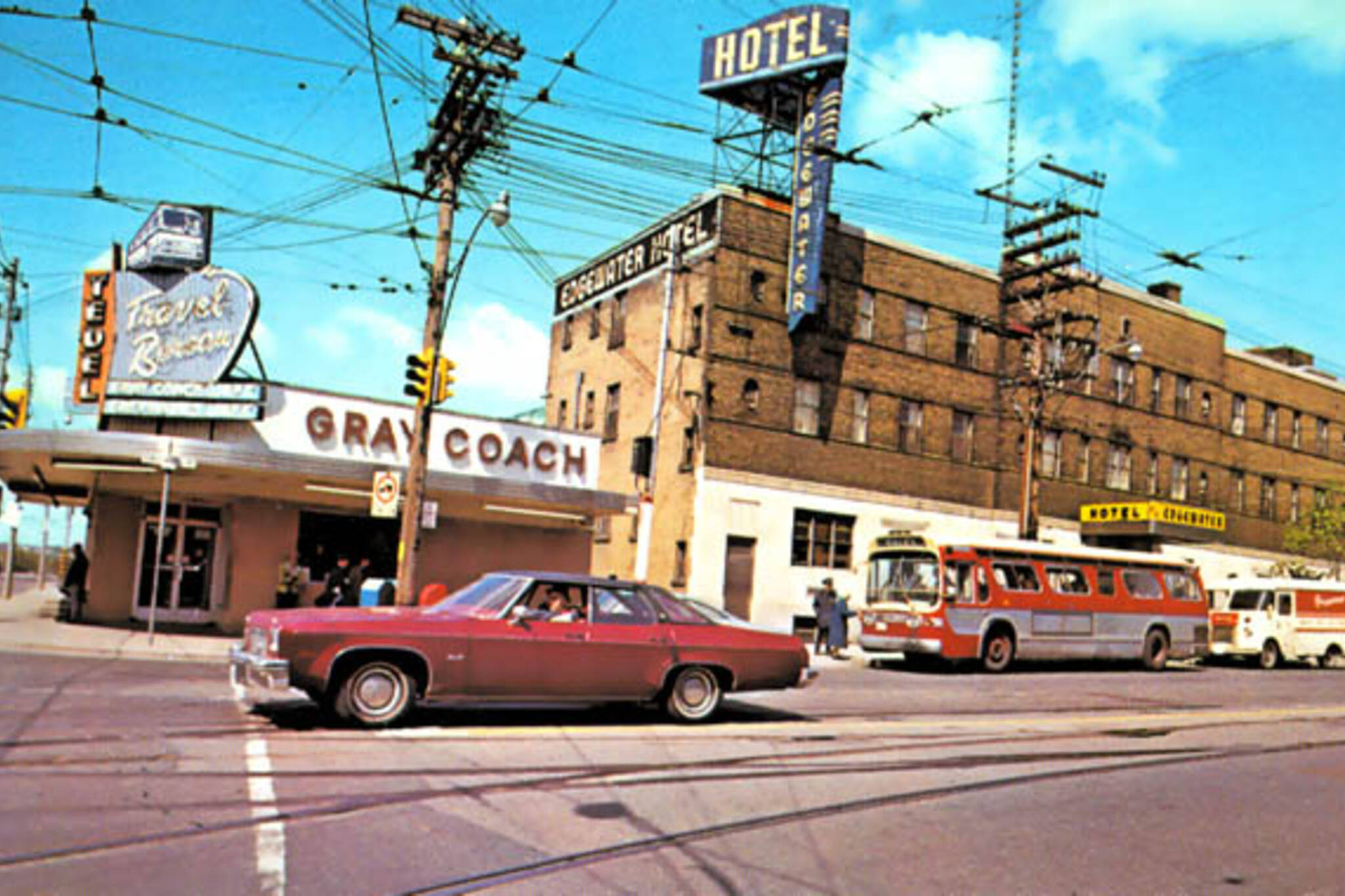 Hotels Motels Downtown Toronto