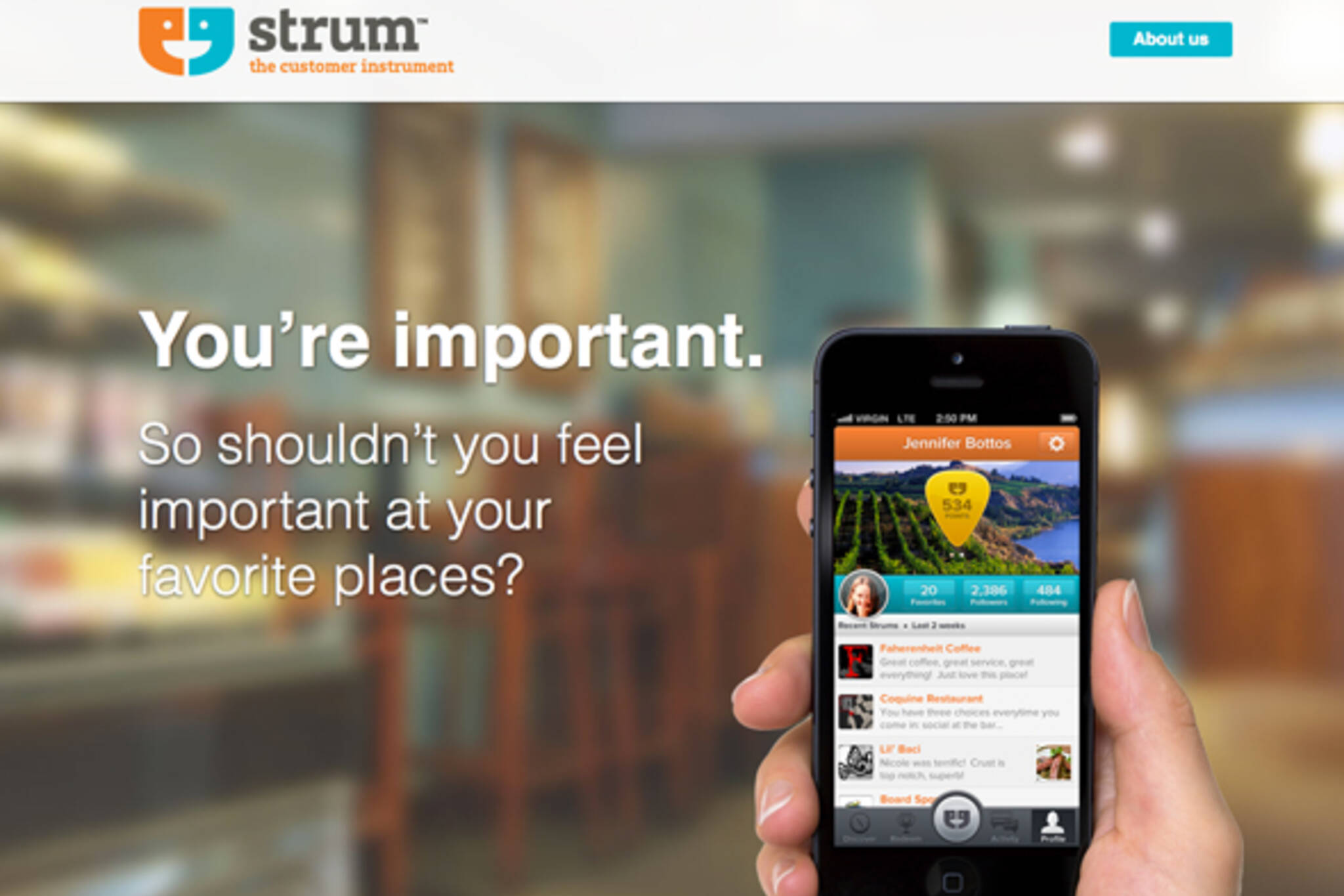 Strum app