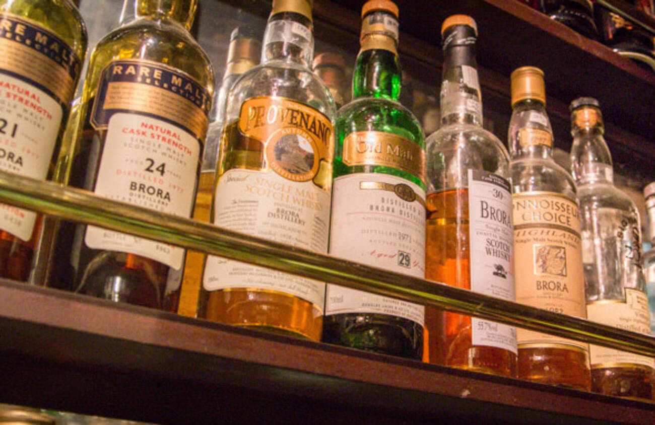 The Best Whisky Bars in Toronto