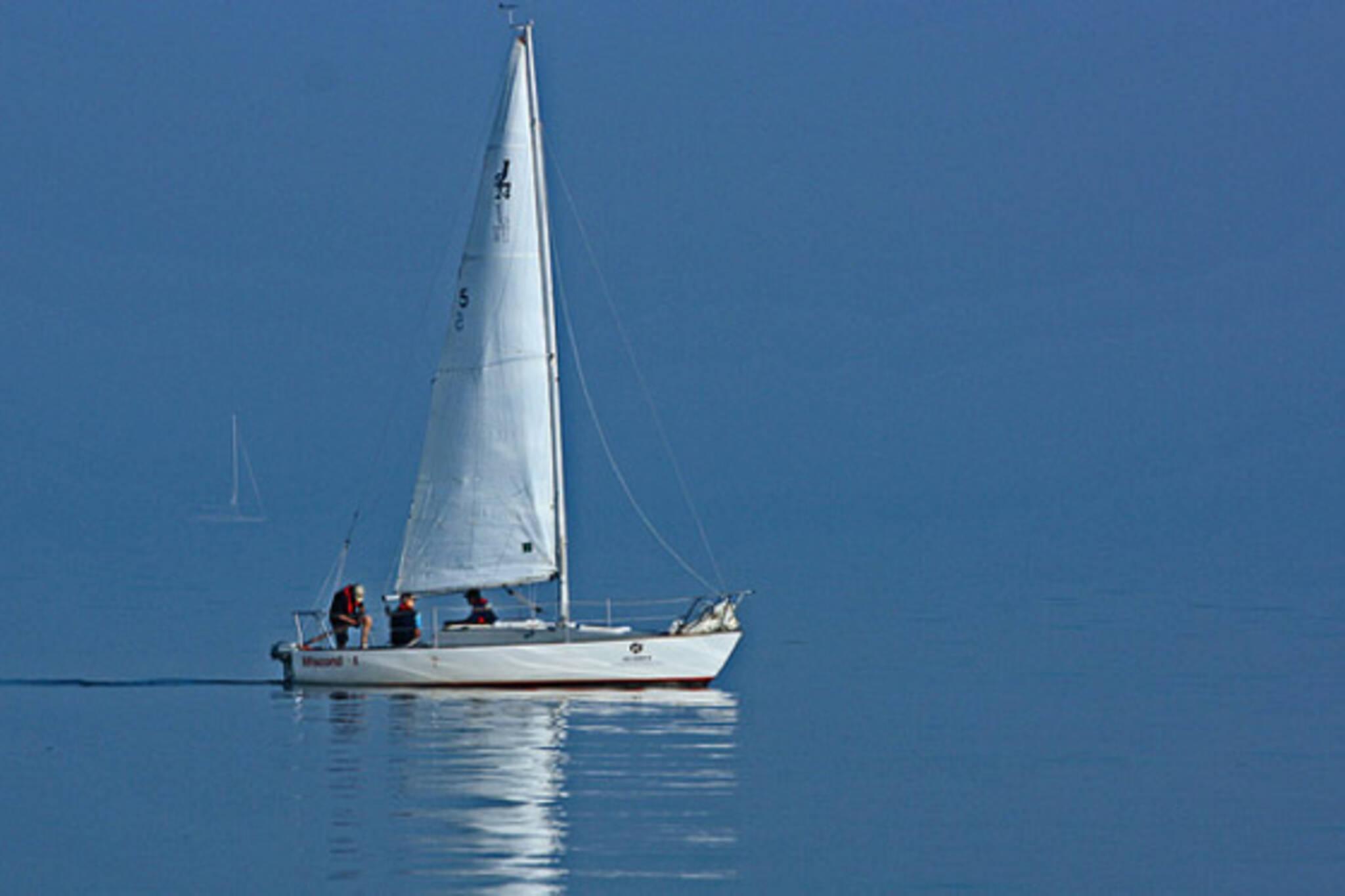 Sailing Toronto