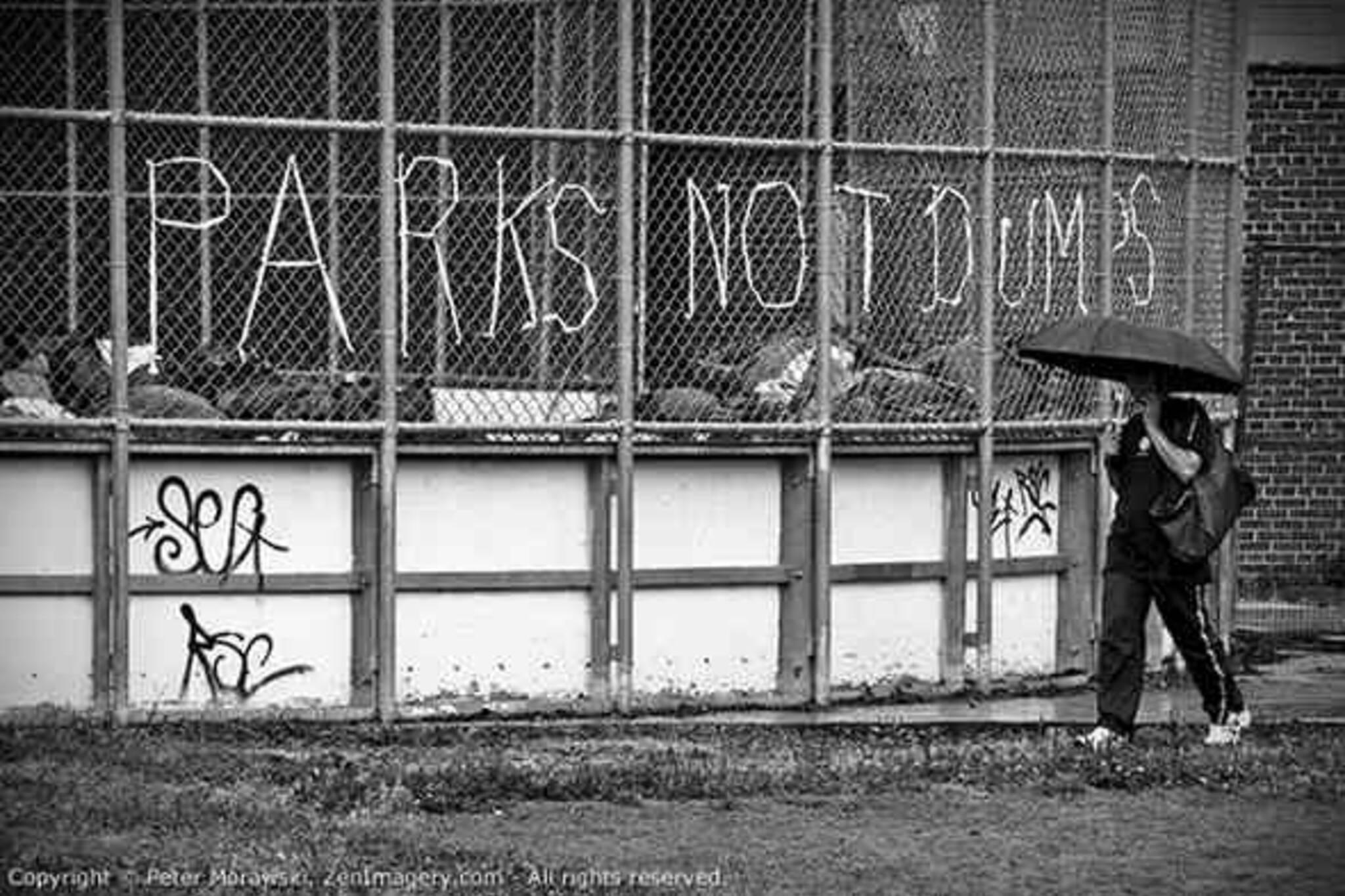 Parks Not Dumps