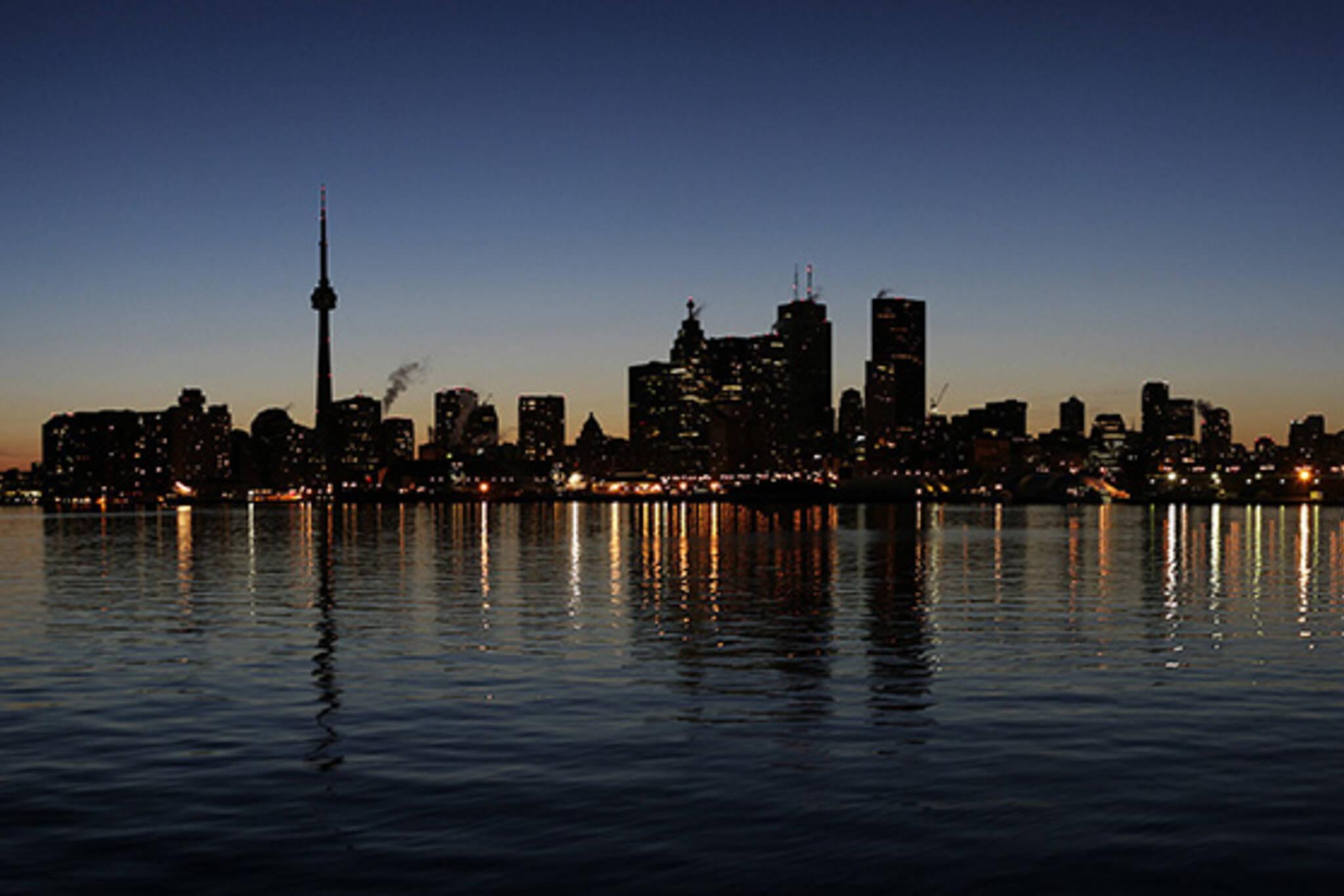 Earth Hour Toronto 2015