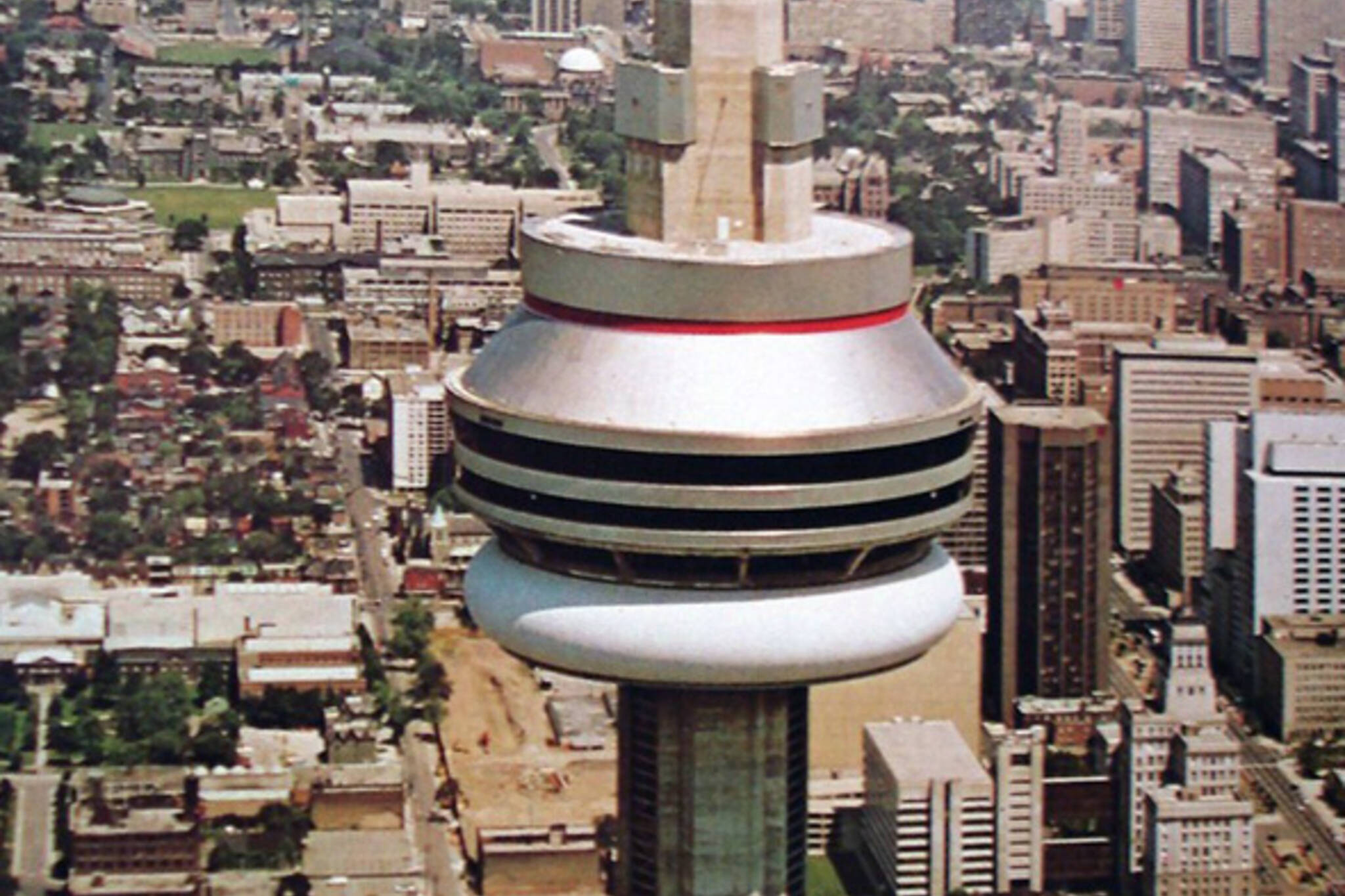 CN Tower History