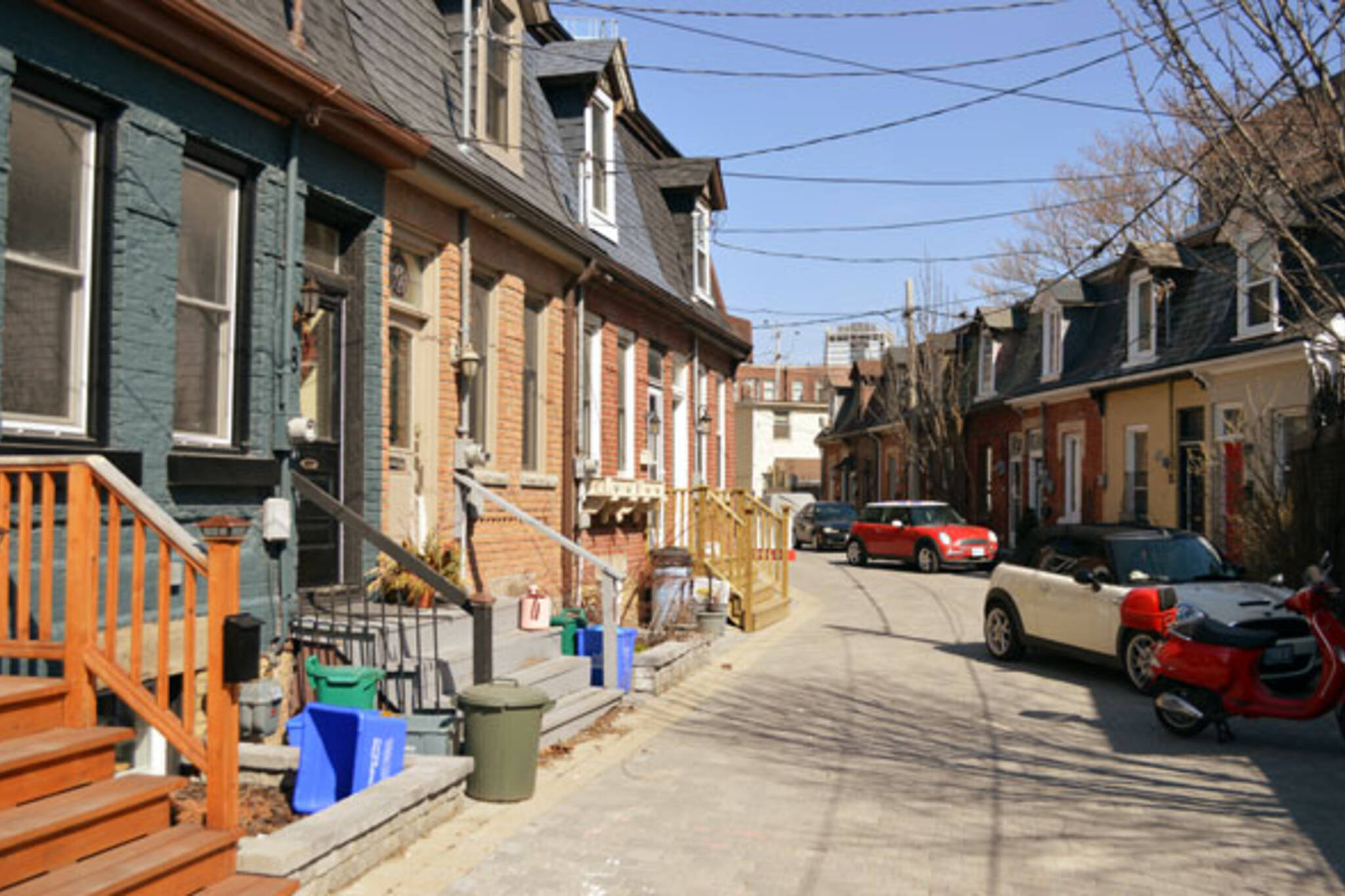 What S It Like To Live On A Private Street In Toronto