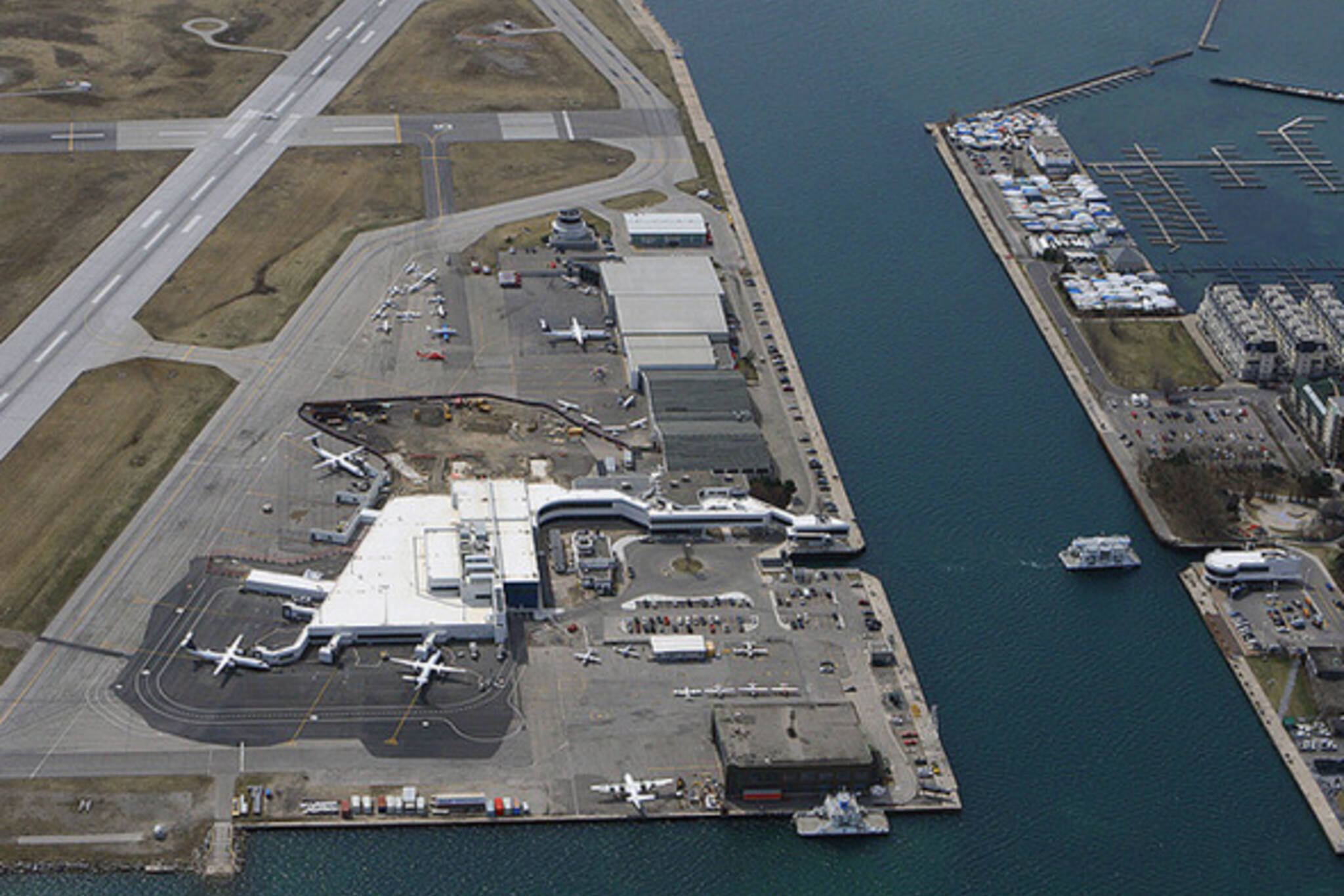 Porter Island Airport Expansion