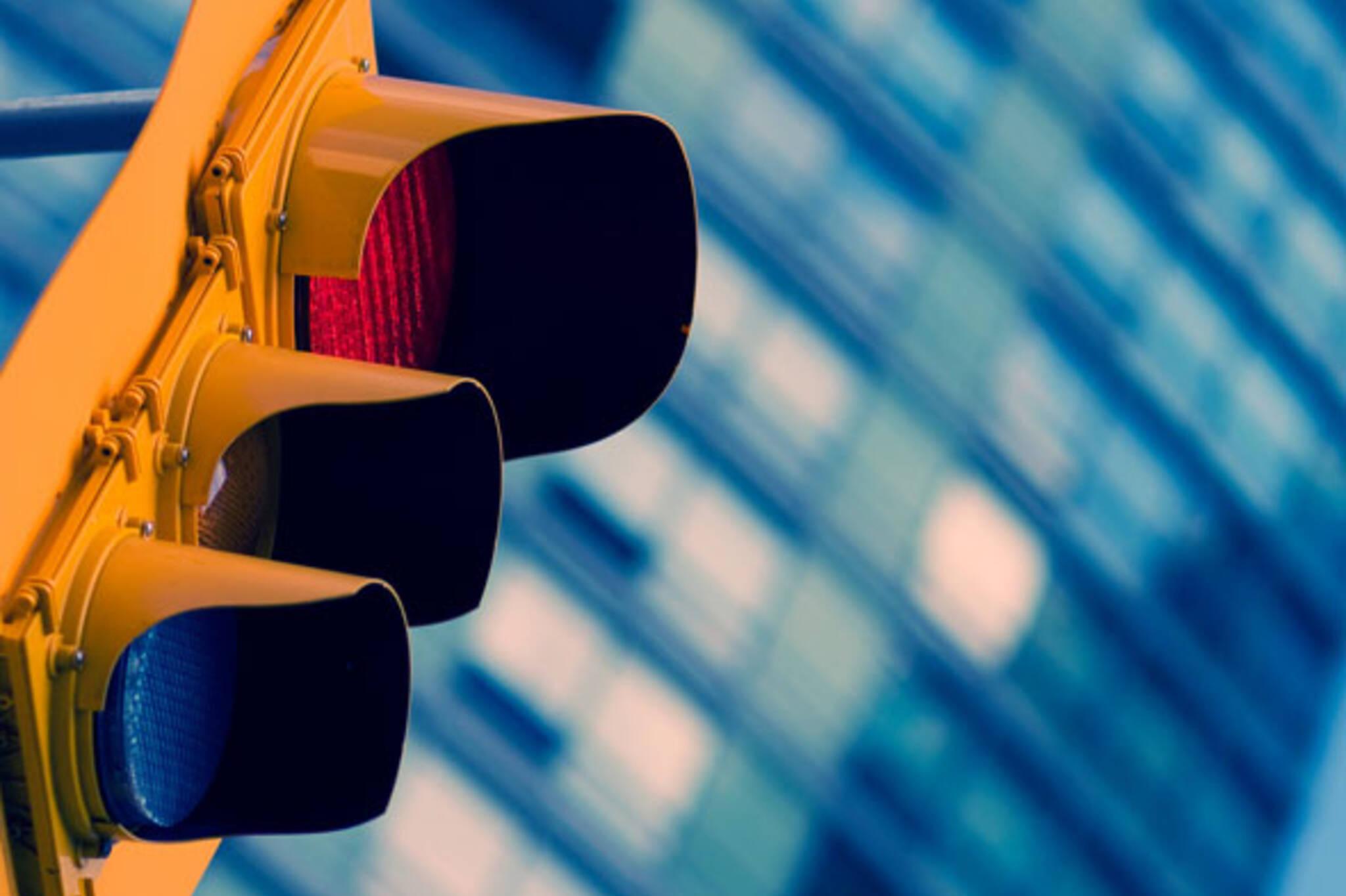 traffic signal toronto