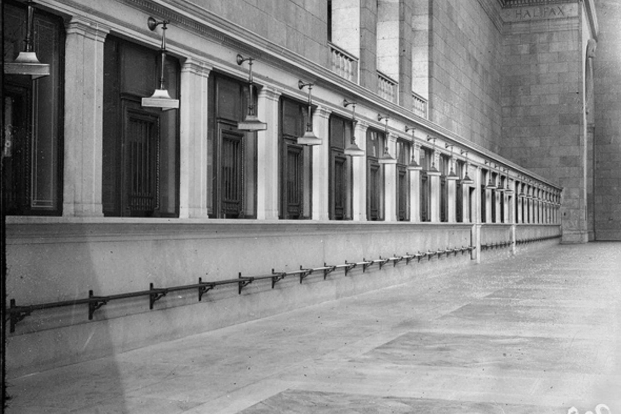 Union Station Toronto Historical