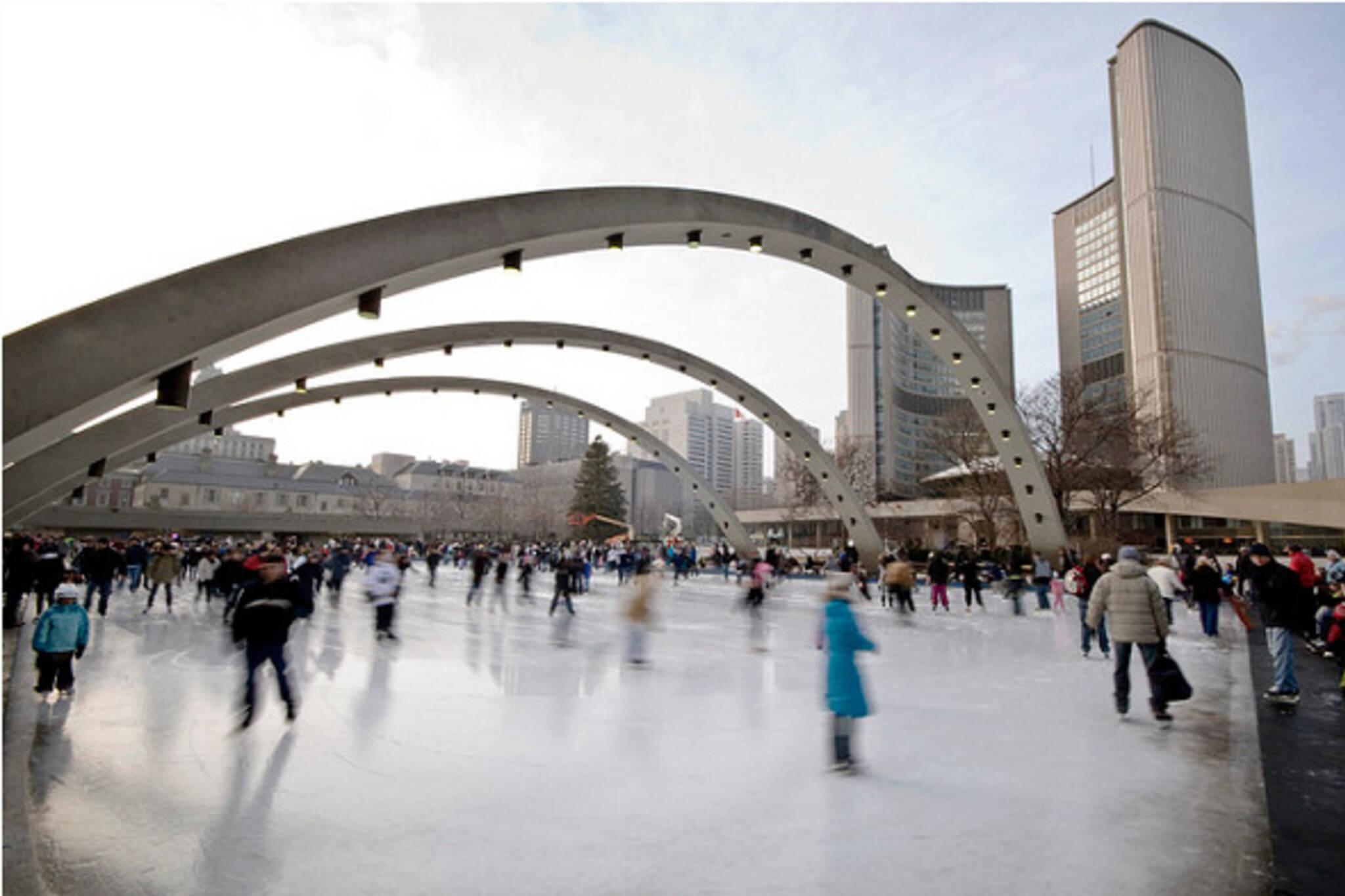 skating toronto 2014