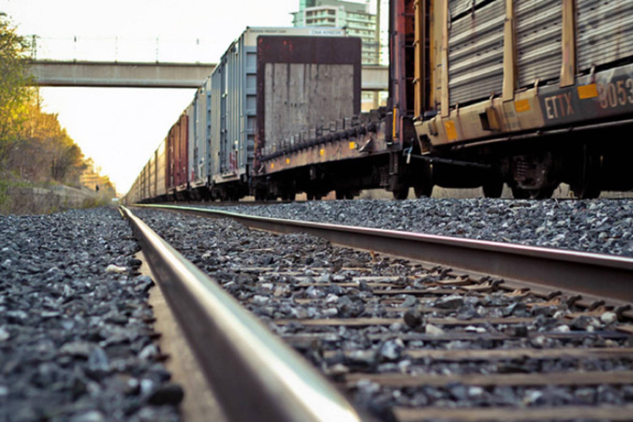 Toronto trains