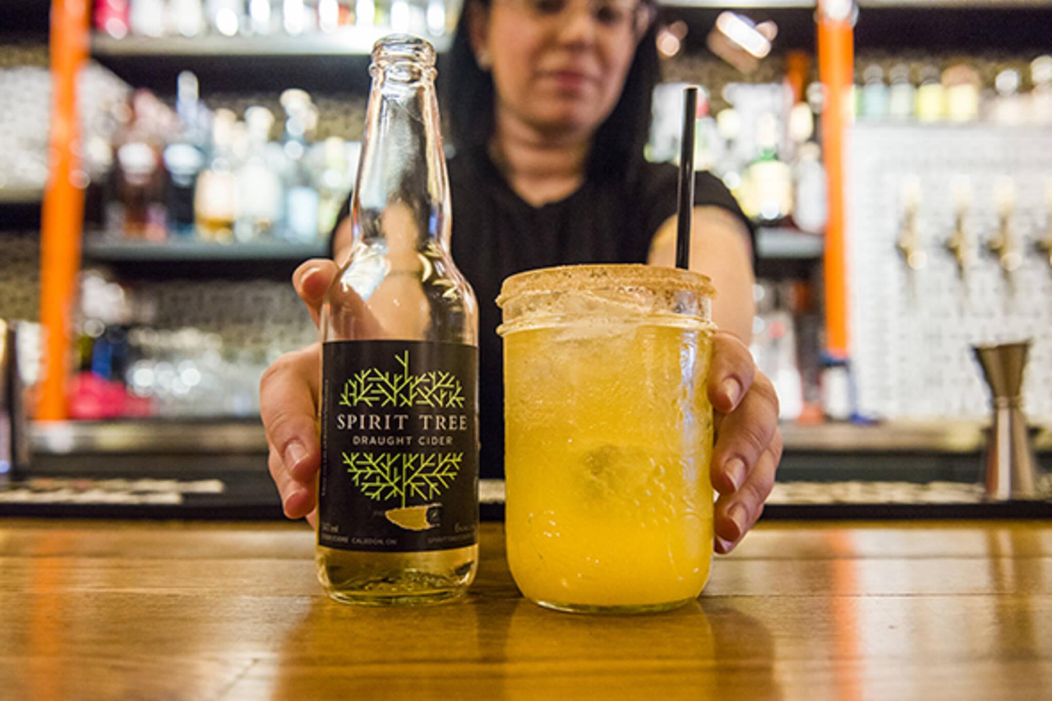 Cider Cocktails Toronto