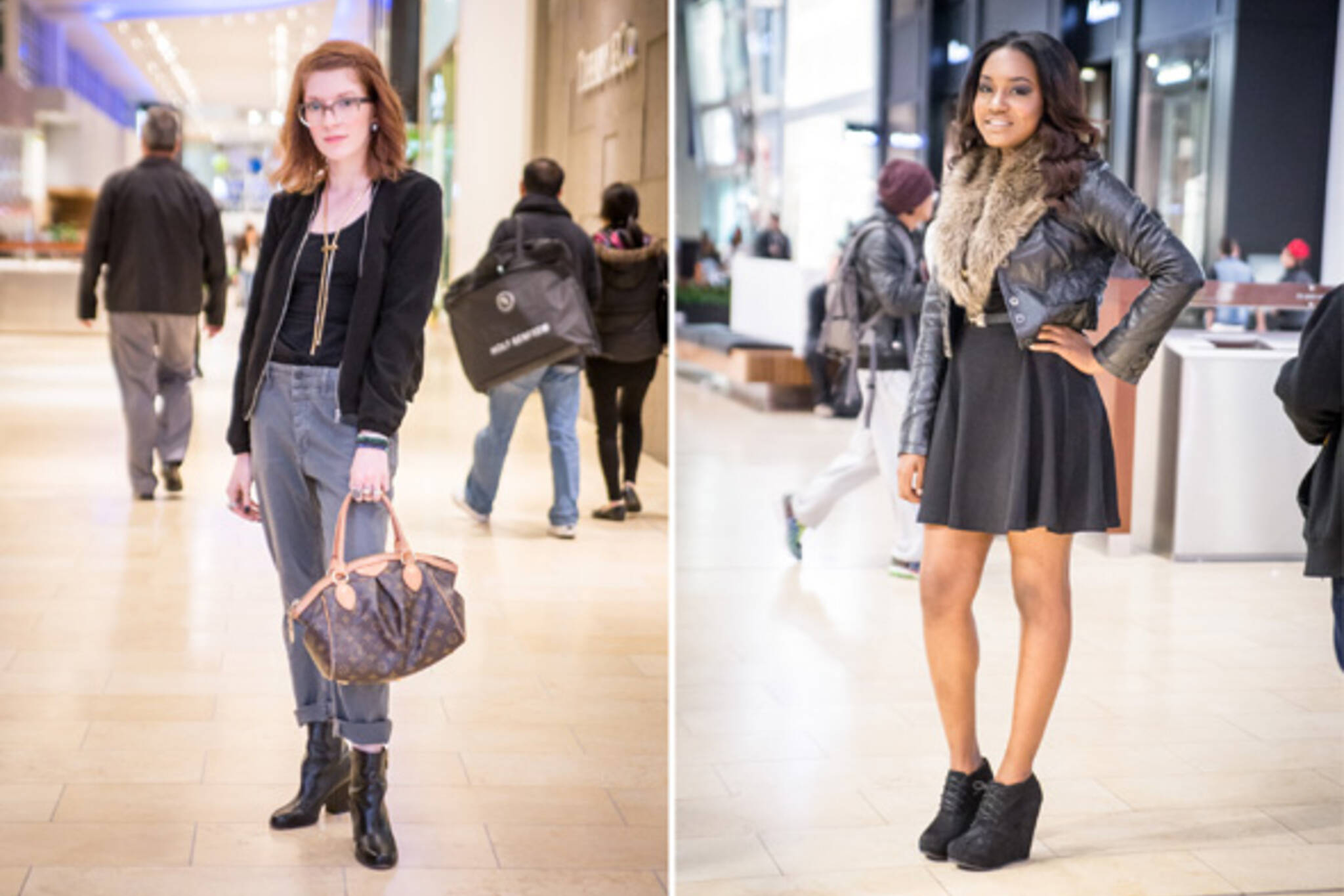 Street Style Yorkdale Mall
