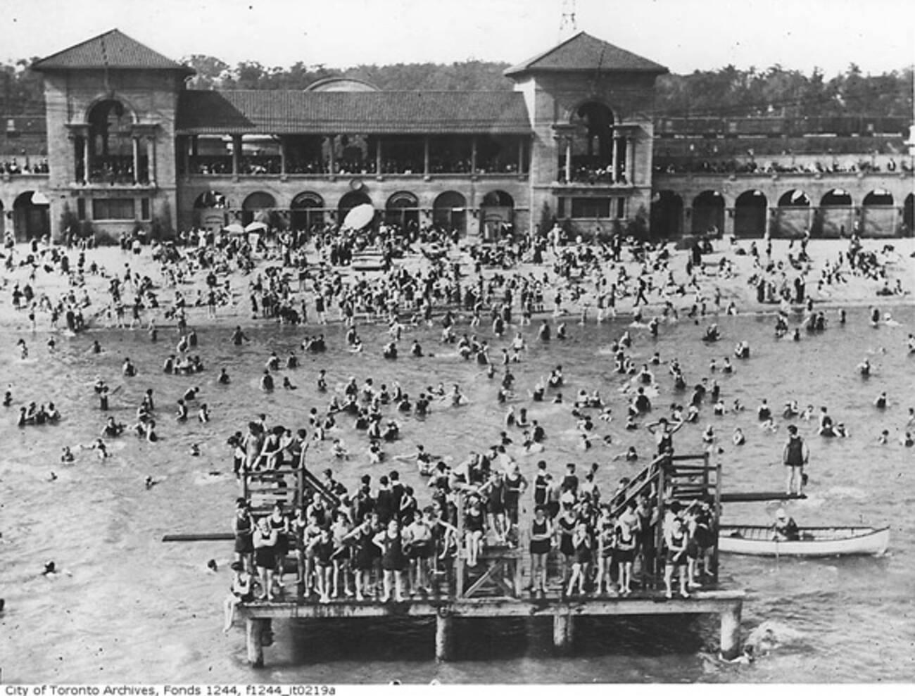 Nostalgia Tripping Sunnyside Beach Pavilion