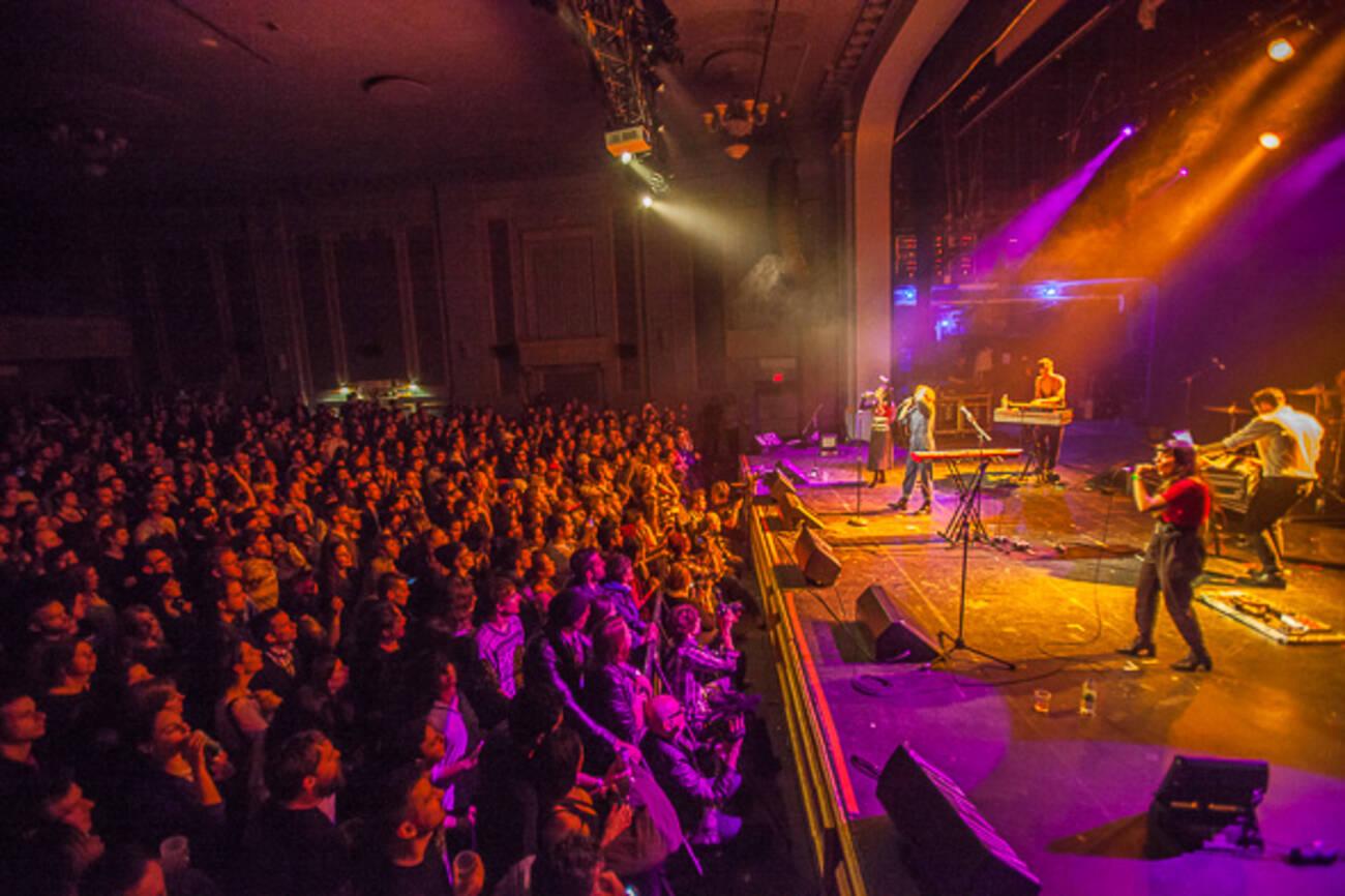 music toronto venues hall danforth austra shows amy blogto
