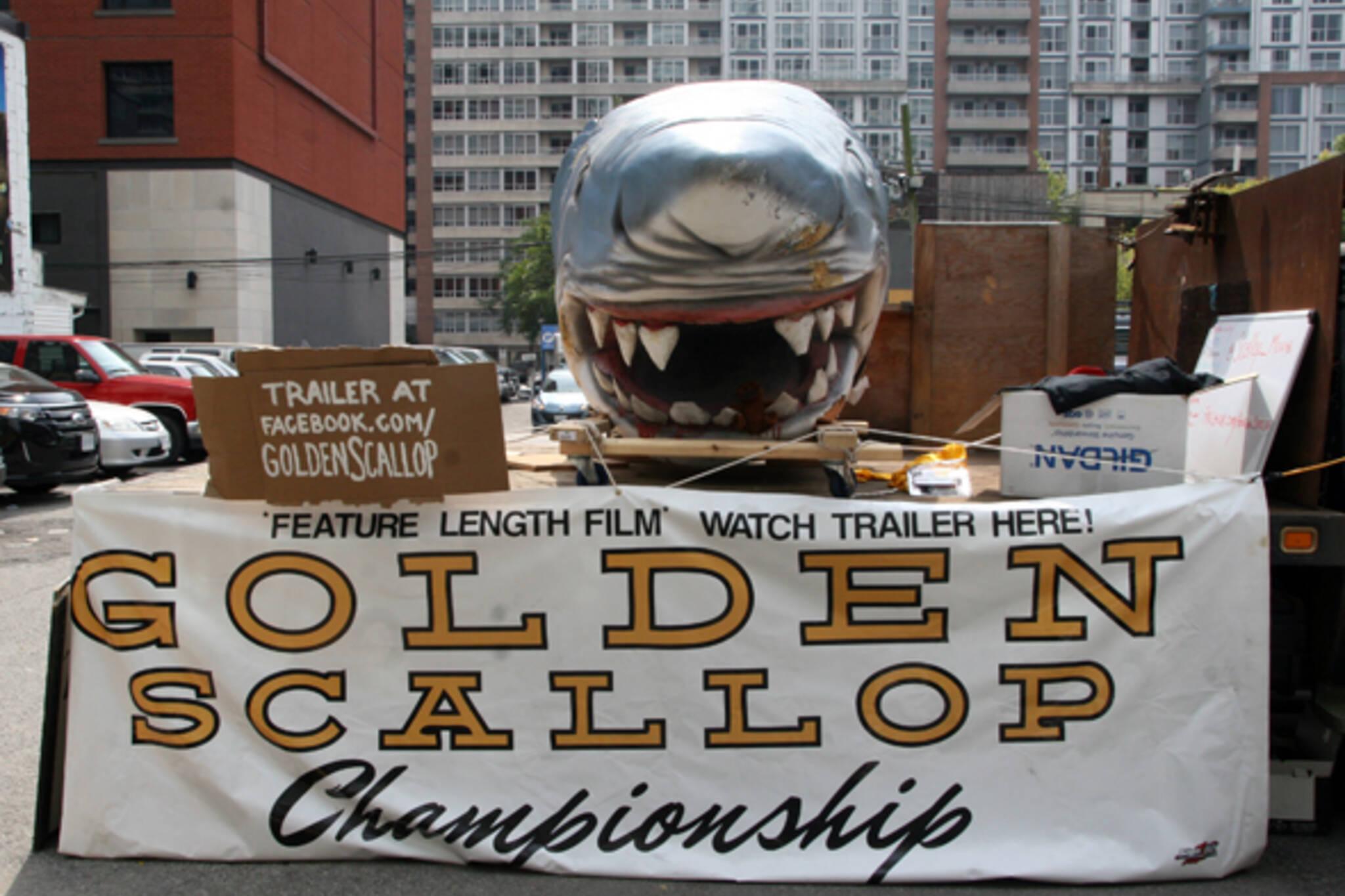 Golden Scallop Championship