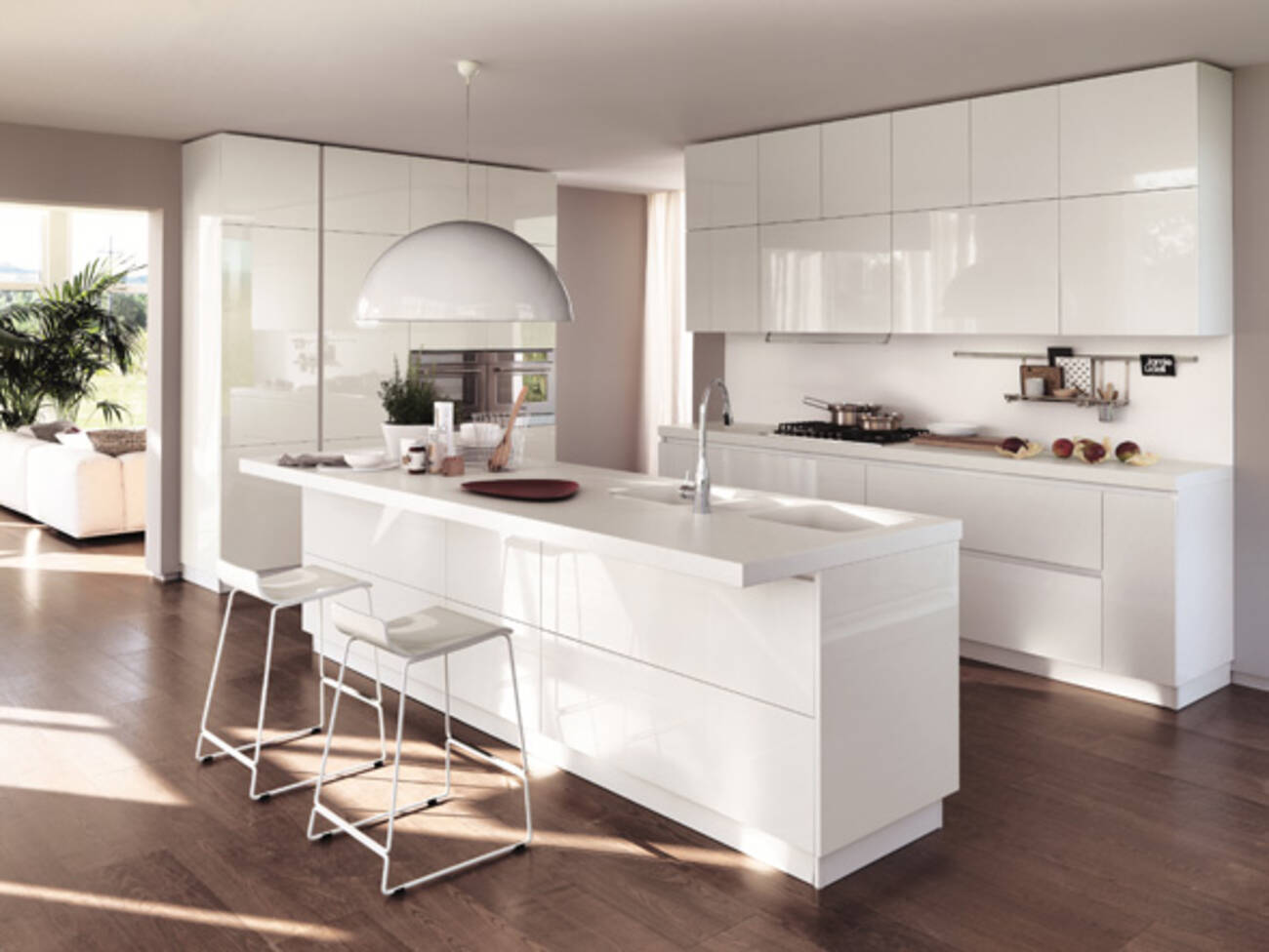 6 trends to spot at the toronto interior design show for Cucine living immagini