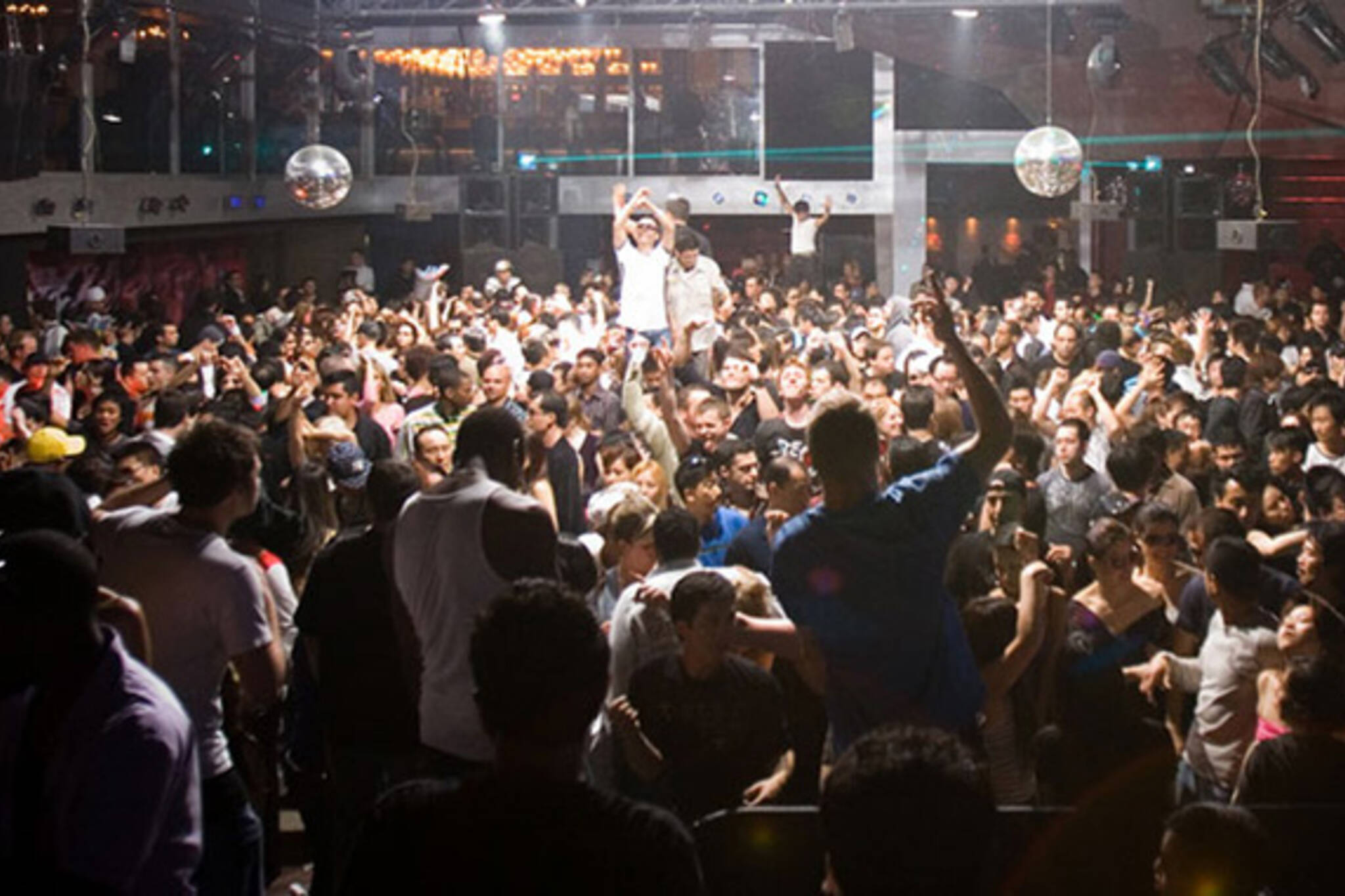 Guvernment Nightclub Closing
